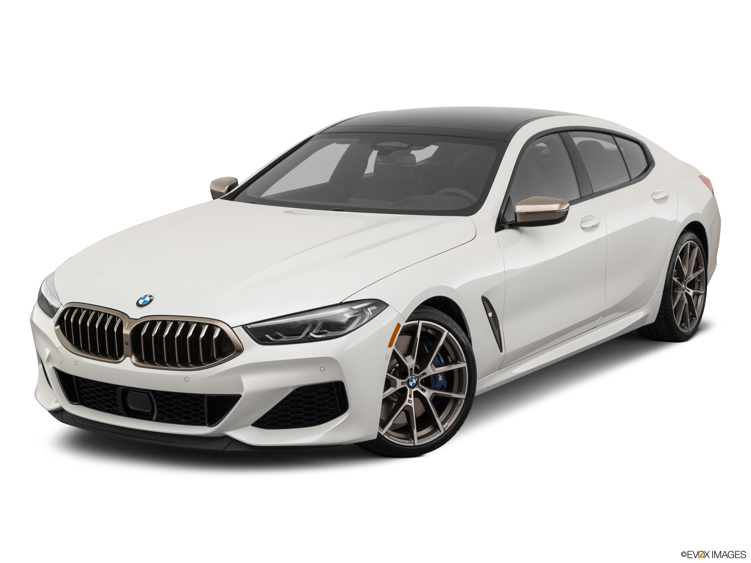 2020 BMW 8-series M850i xDrive Gran Coupe AWD sedan