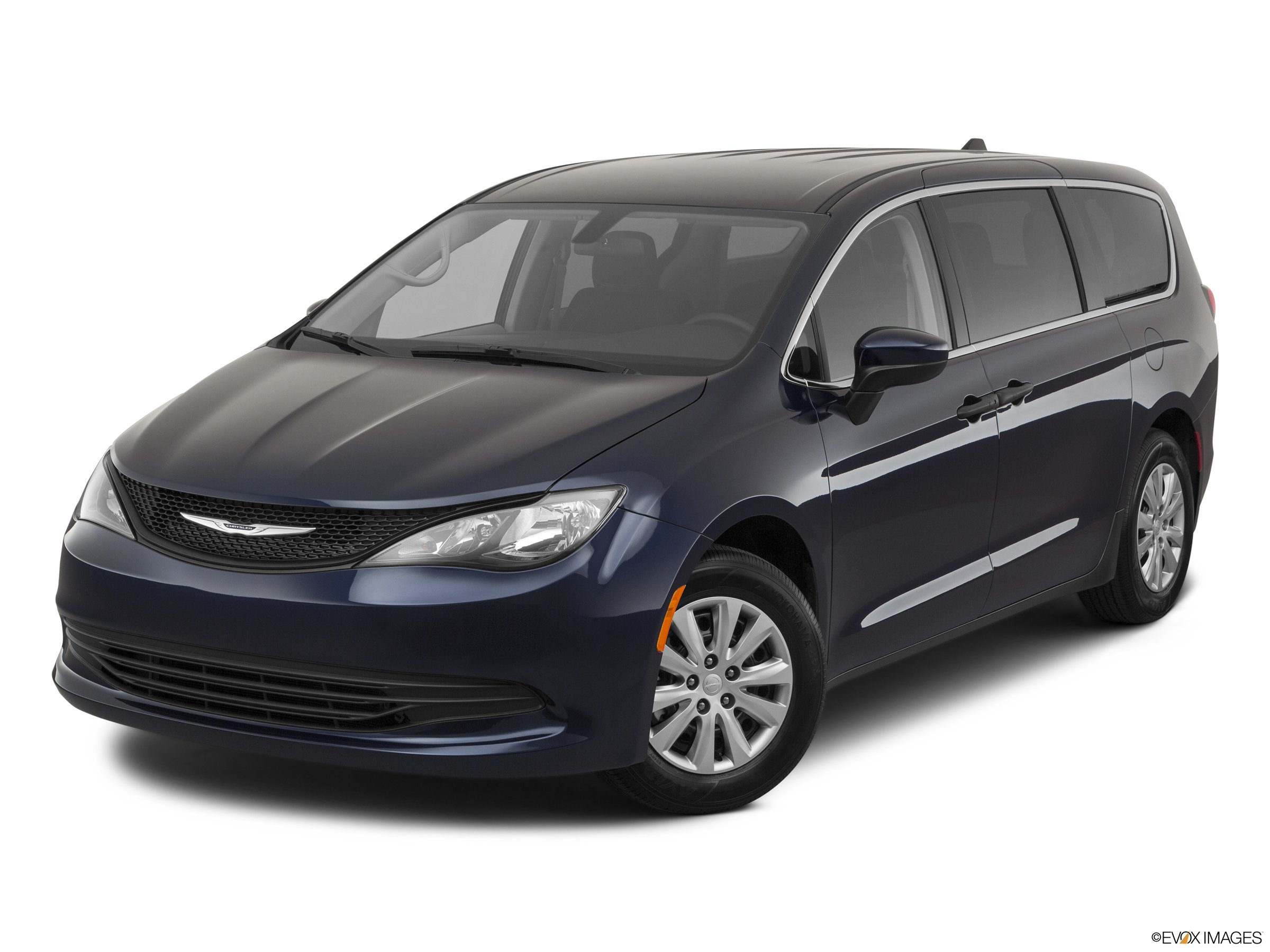 2020 Chrysler Voyager L FWD minivan