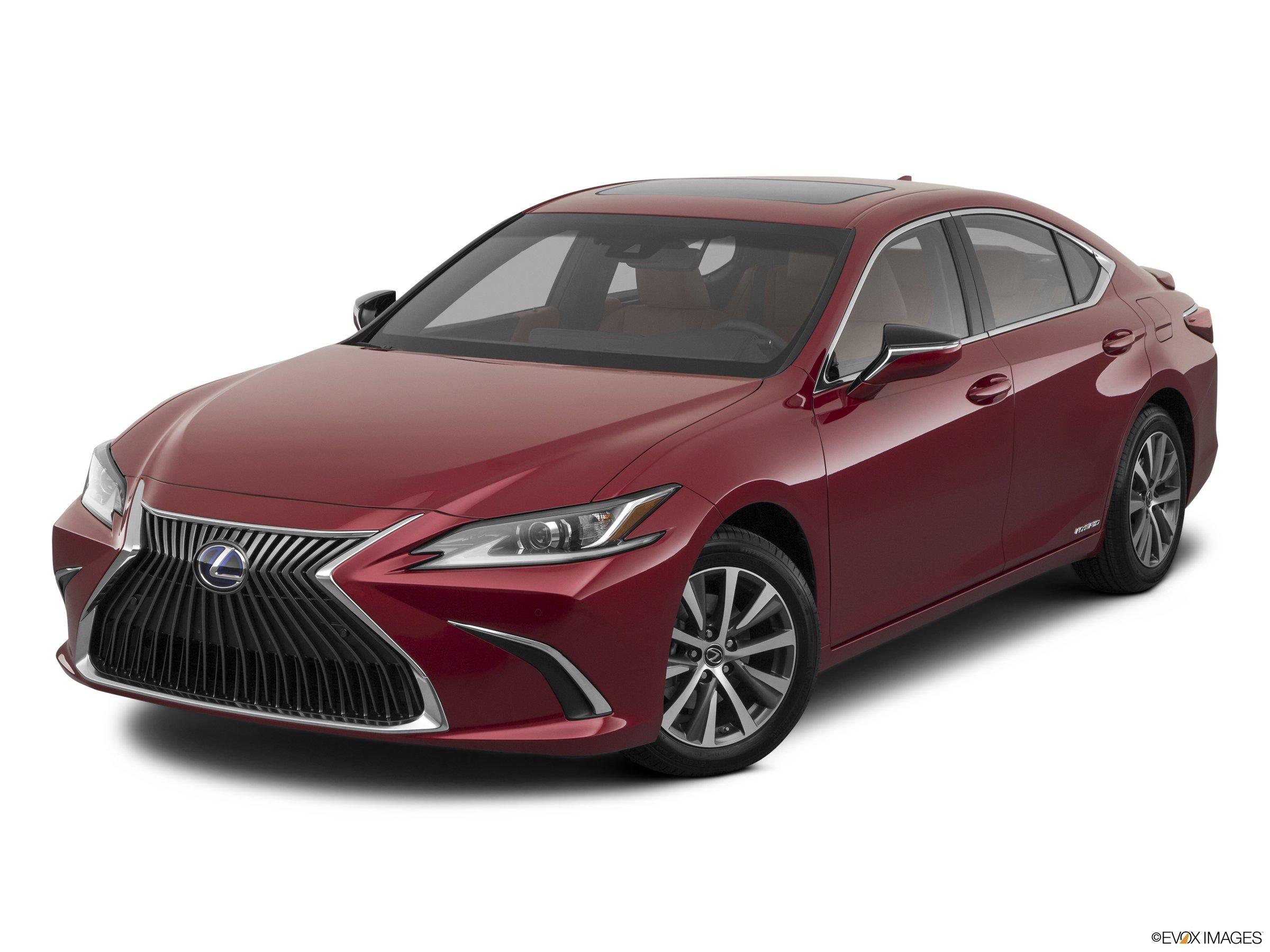 2020 Lexus ES Hybrid ES 300h FWD sedan