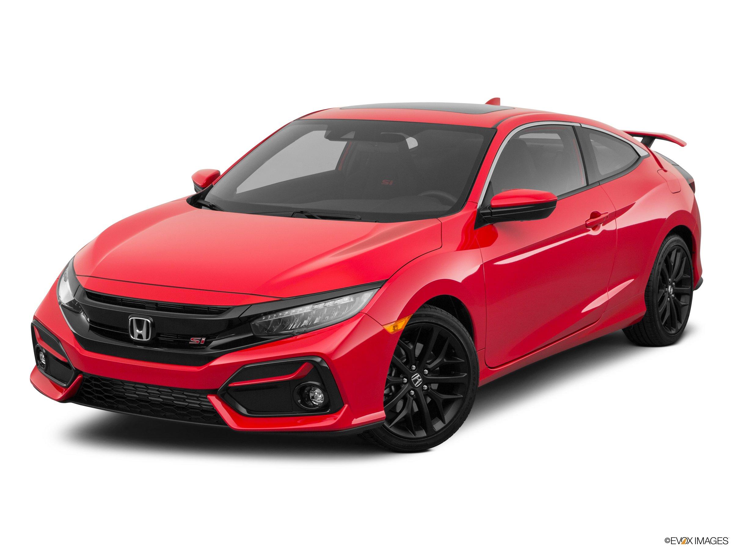2020 Honda Civic Si FWD coupe
