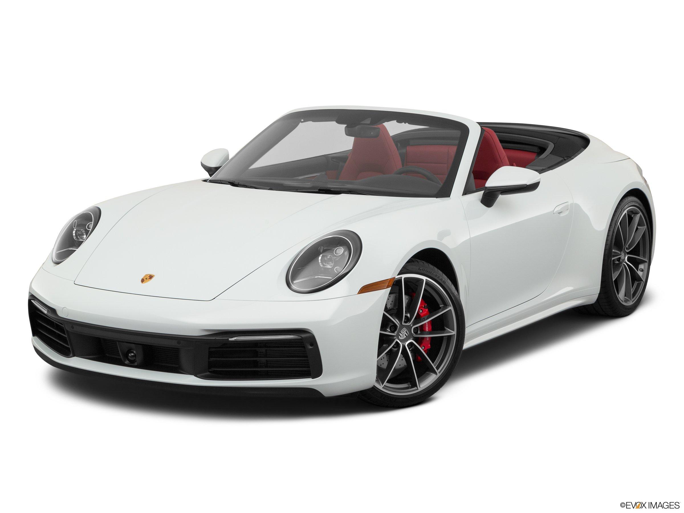 2020 Porsche 911 Carrera 4S AWD convertible