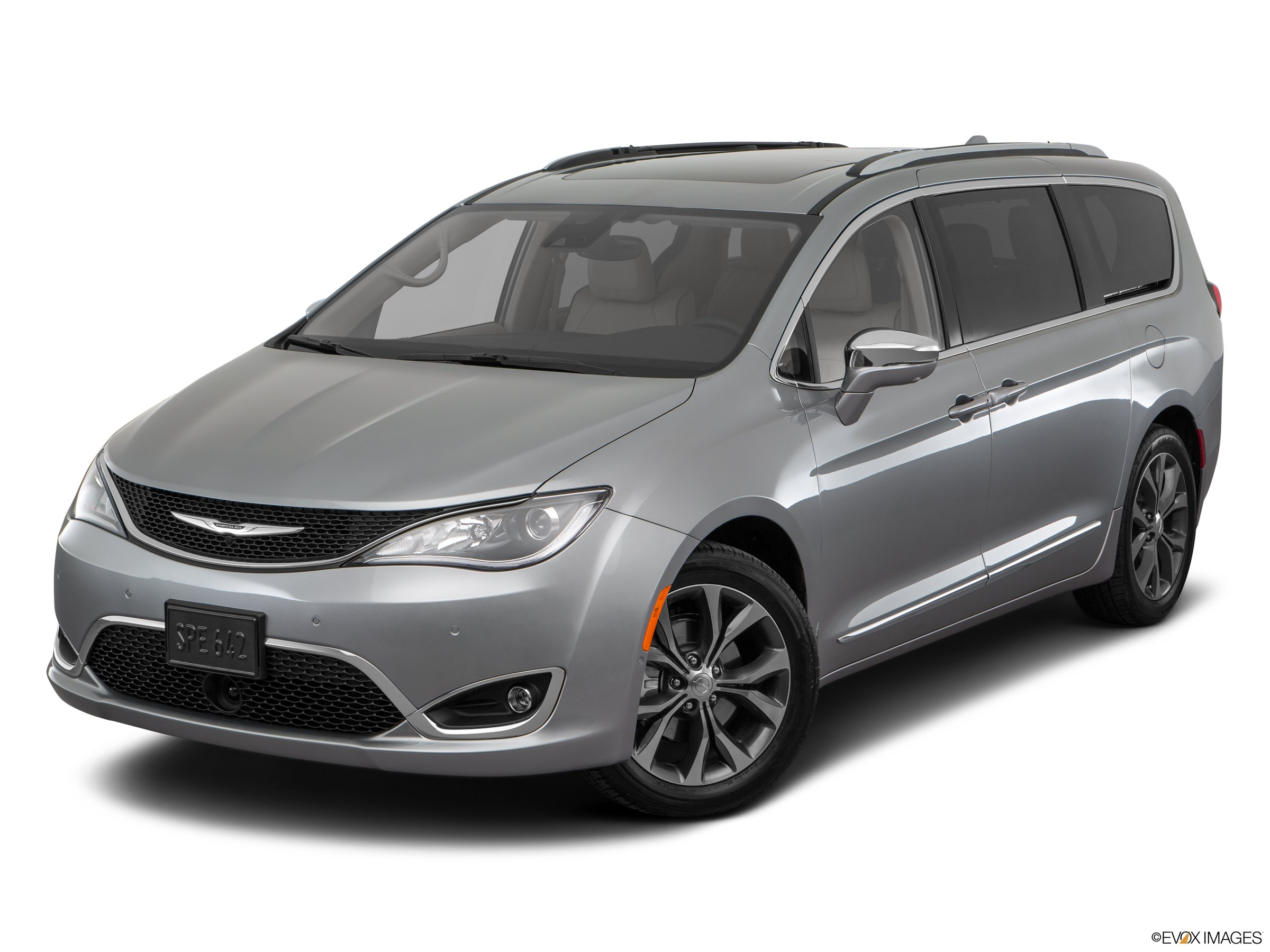 2020 Chrysler Pacifica Limited FWD minivan