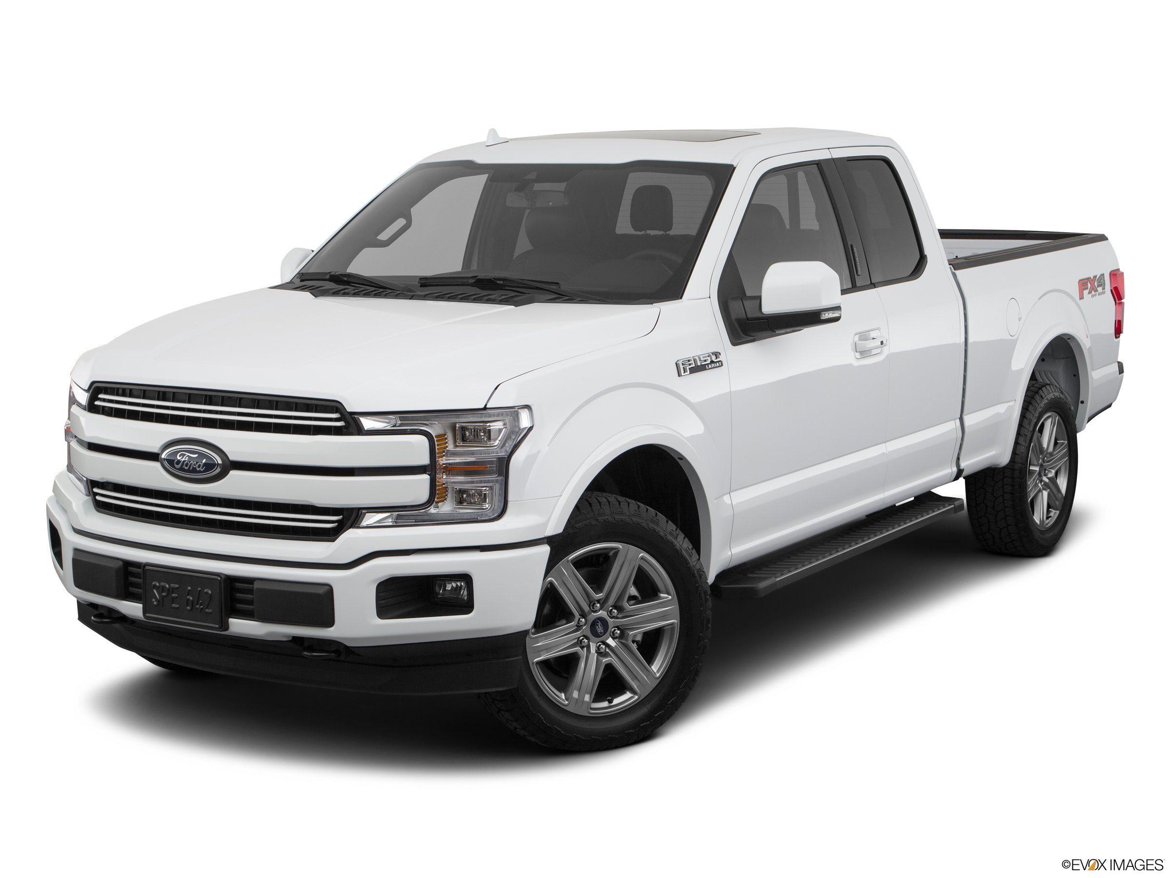 2020 Ford F-150 Lariat 4×4 pickup