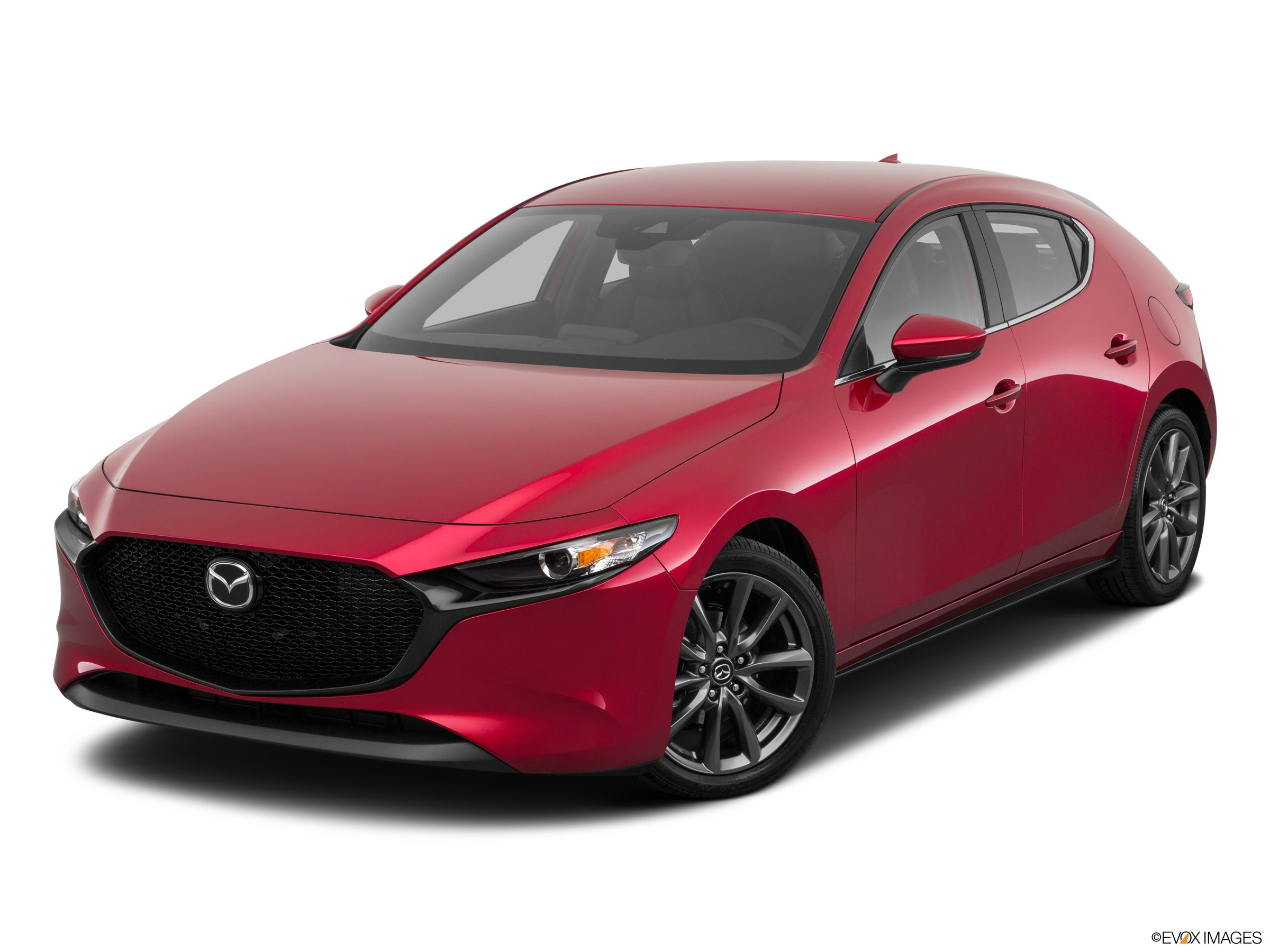 2020 Mazda MAZDA3 w/ Preferred Package FWD hatchback