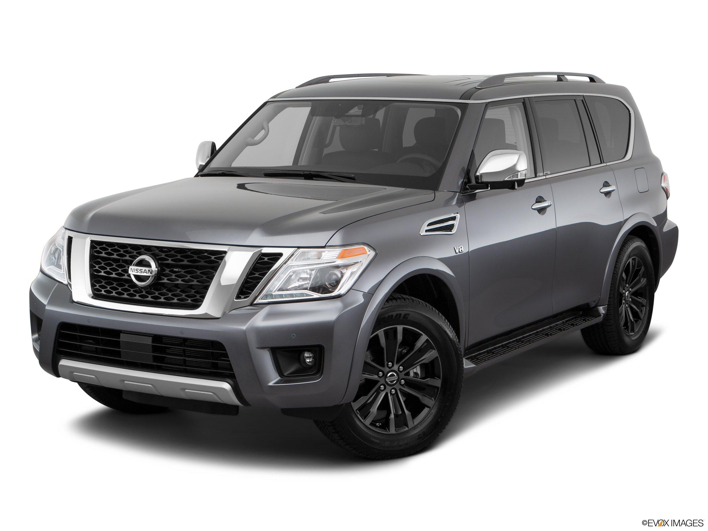 2020 Nissan Armada Platinum AWD SUV
