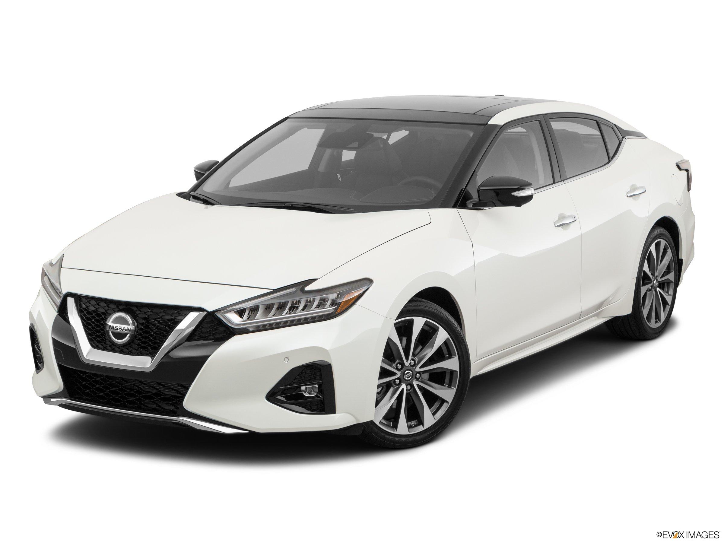 2020 Nissan Maxima Platinum FWD sedan