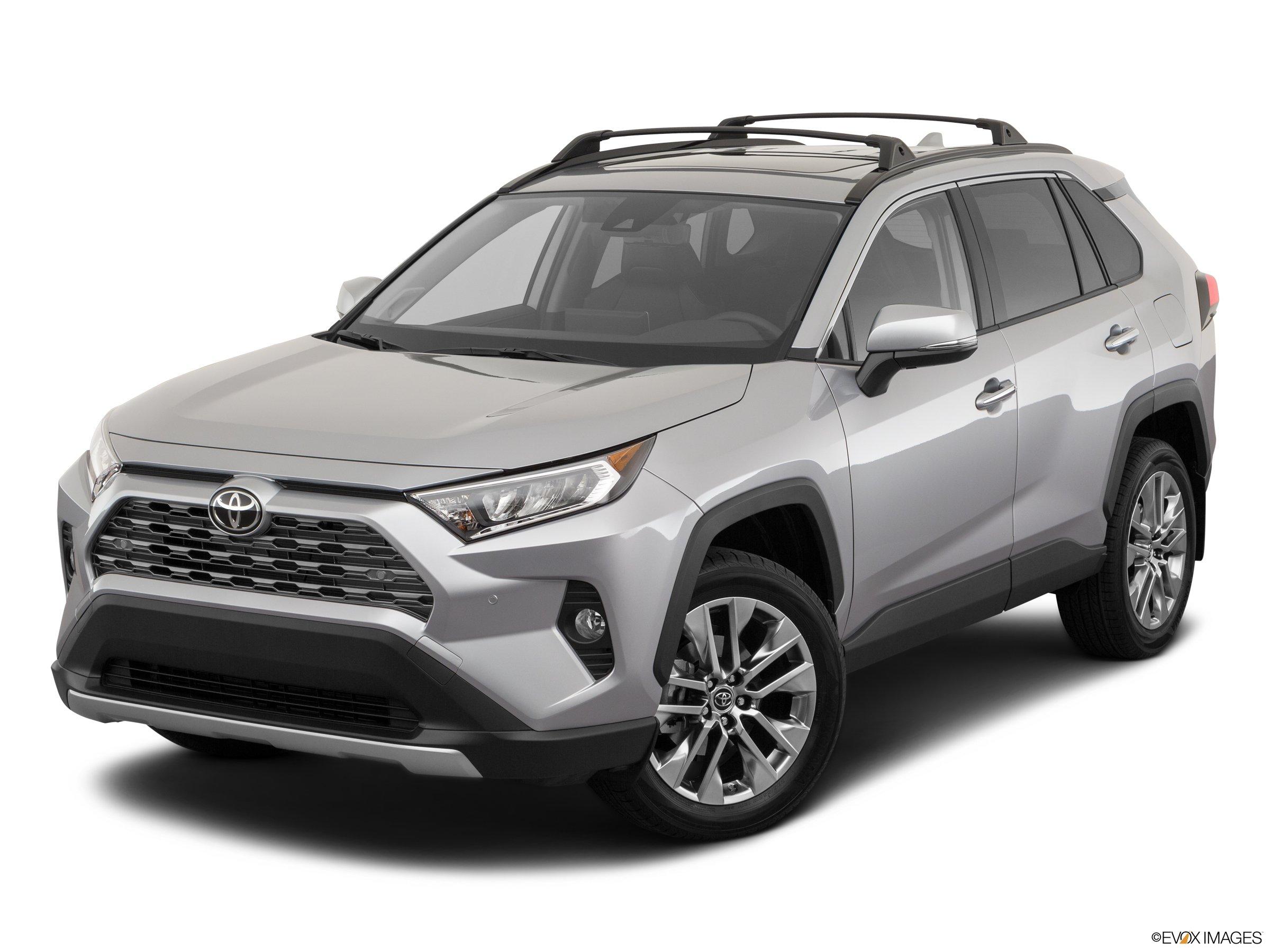 2020 Toyota RAV4 Limited FWD CUV
