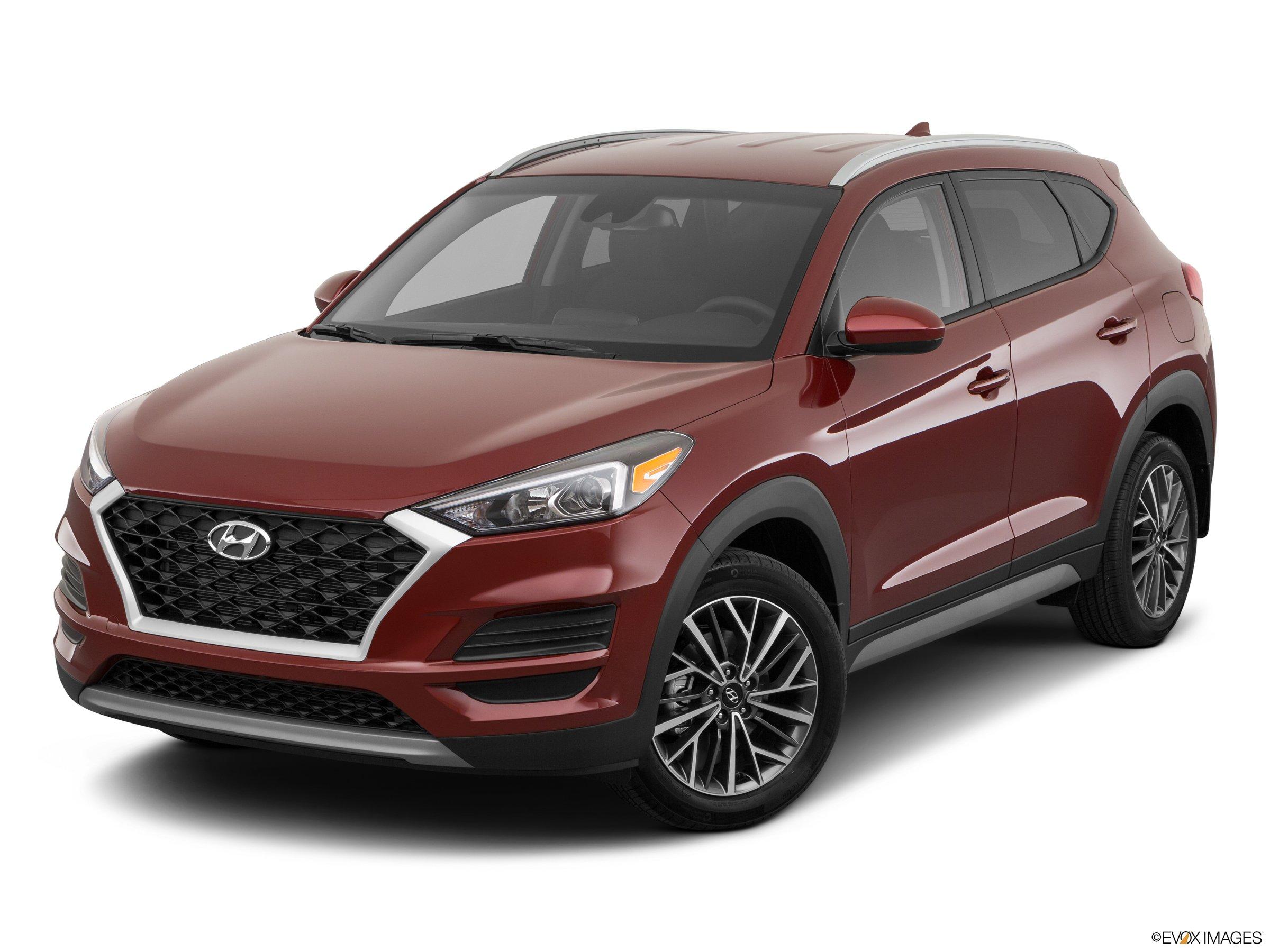 2020 Hyundai Tucson SEL FWD CUV