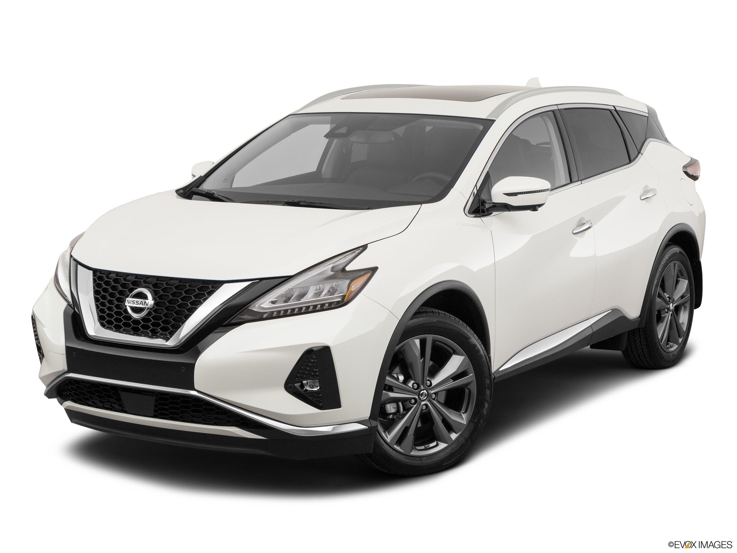 2020 Nissan Murano Platinum FWD CUV