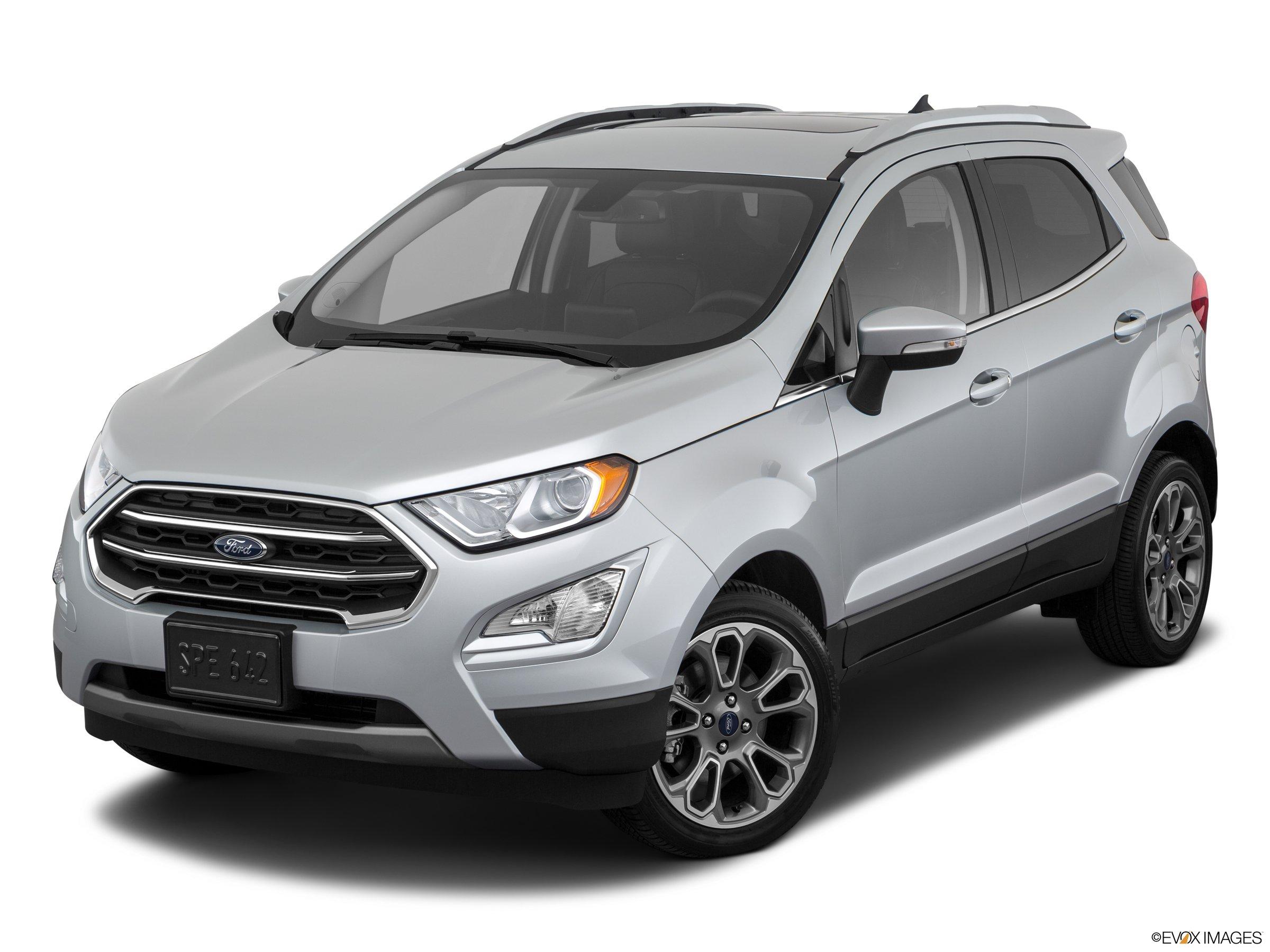 2020 Ford EcoSport  Titanium FWD CUV