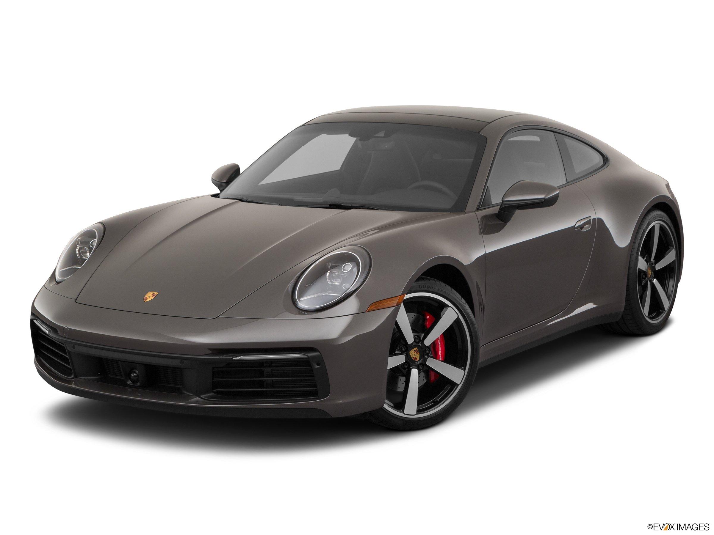 2020 Porsche 911 Carrera S RWD coupe