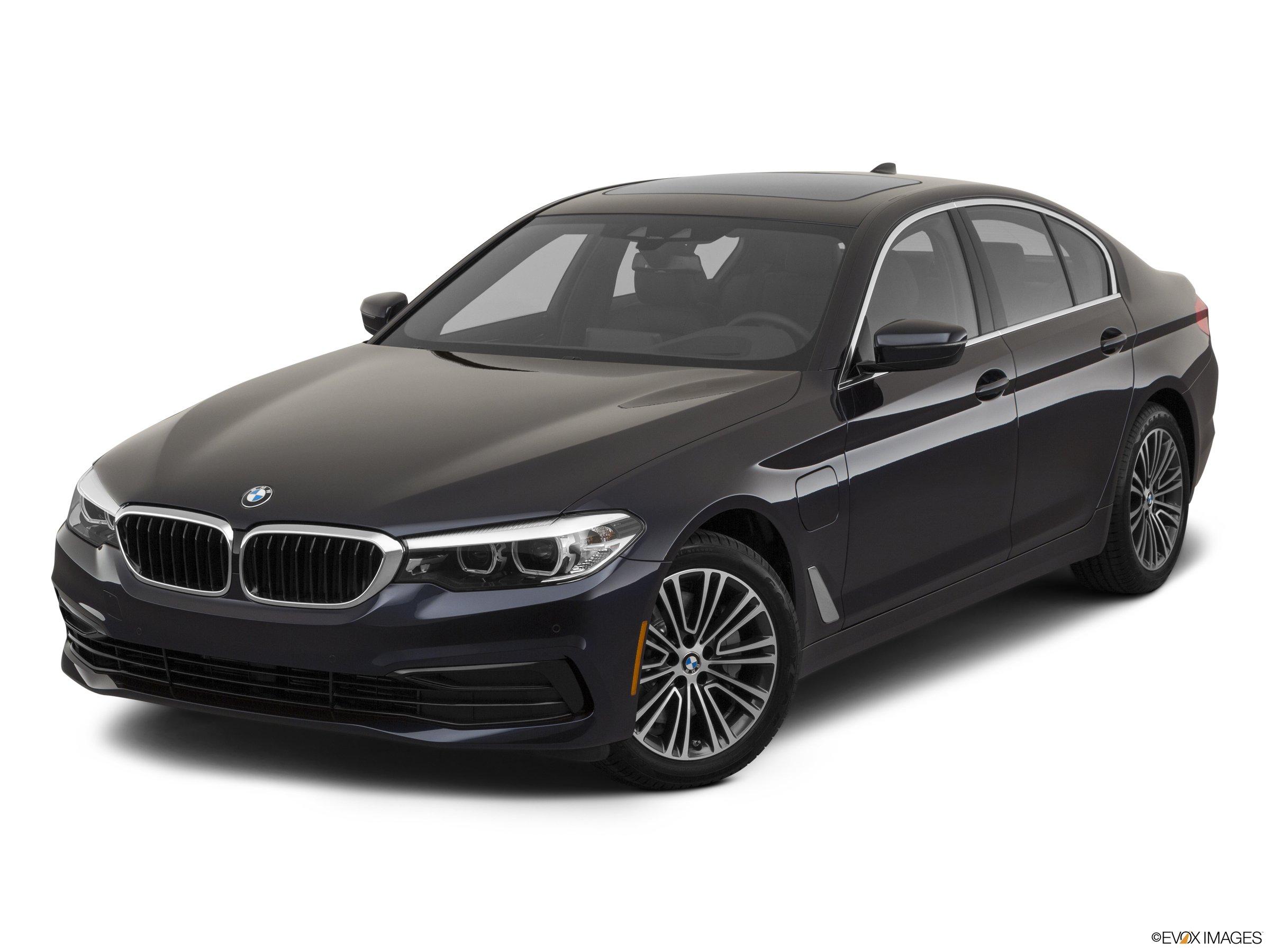 2020 BMW 5-series 530e  RWD sedan