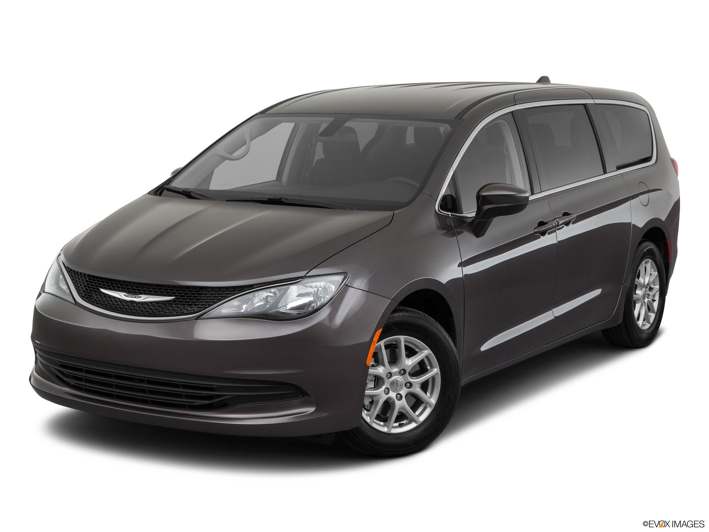 2020 Chrysler Voyager LX FWD minivan