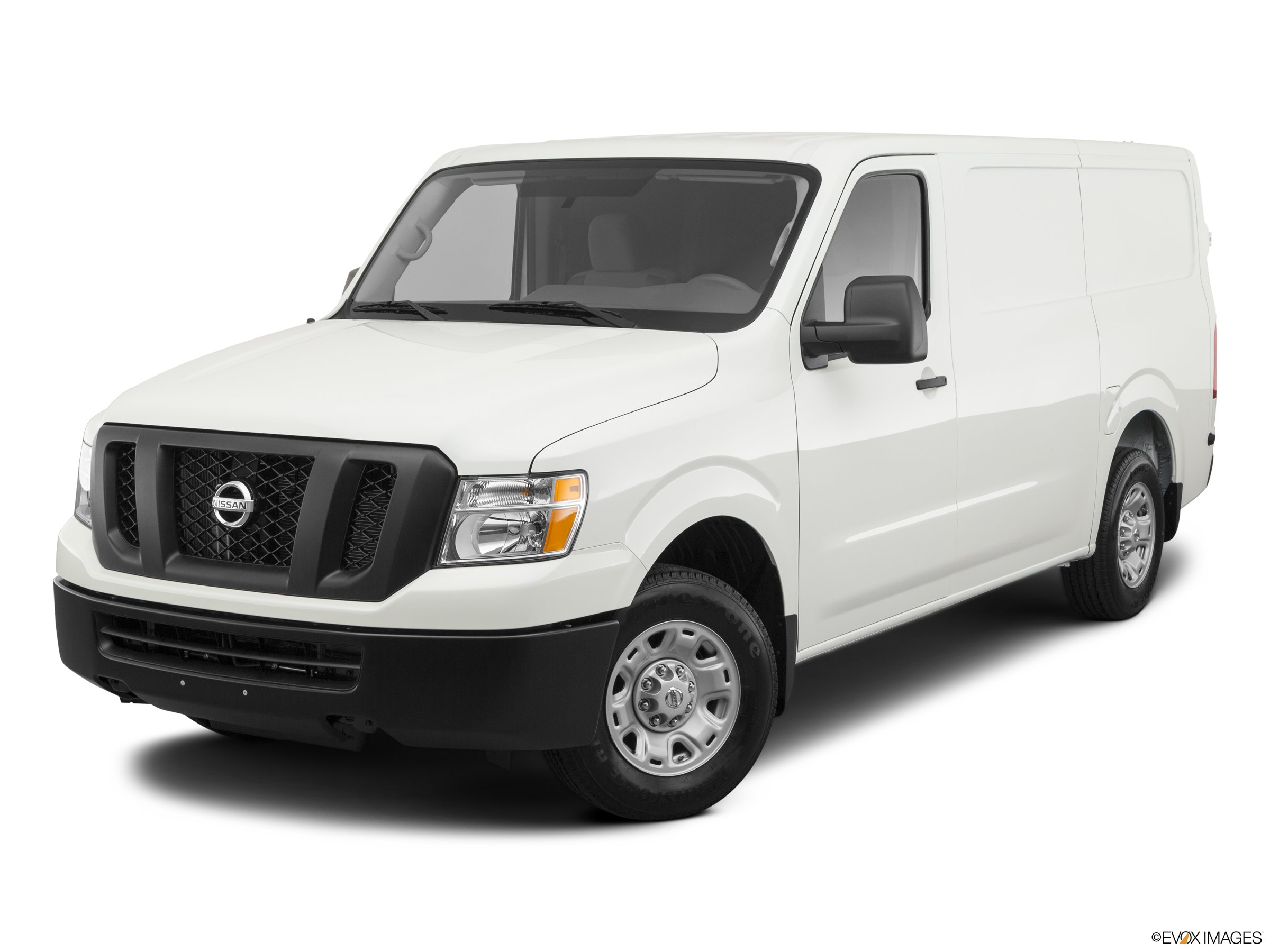 2020 Nissan NV2500 HD SV V6 RWD cargo van