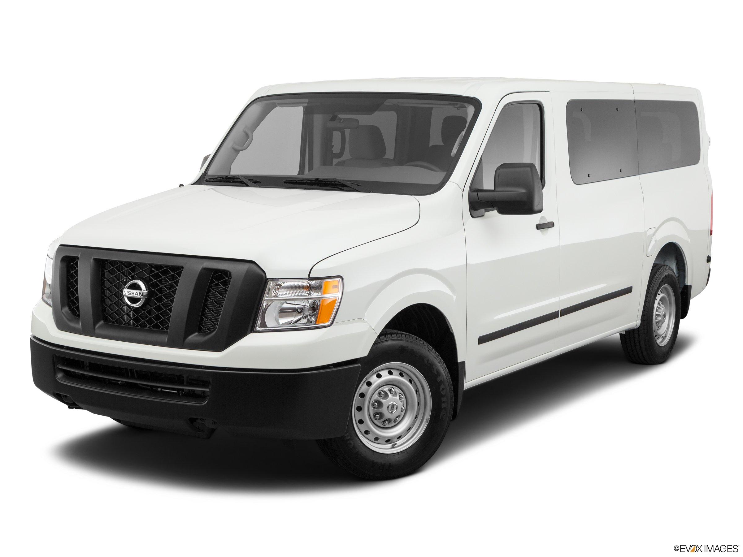 2020 Nissan NV Passenger S V6 RWD passenger van