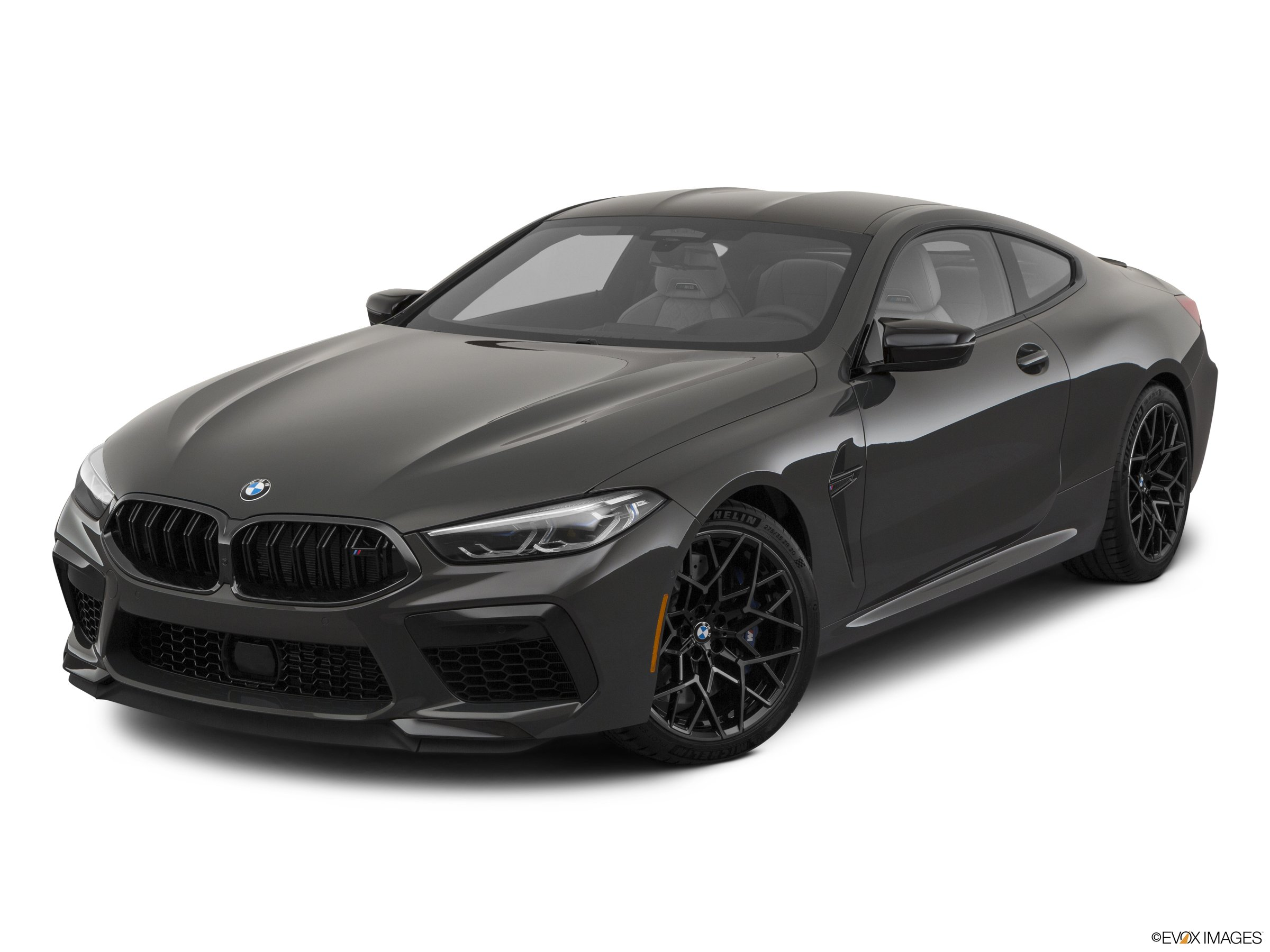 2020 BMW M8 Competition AWD coupe