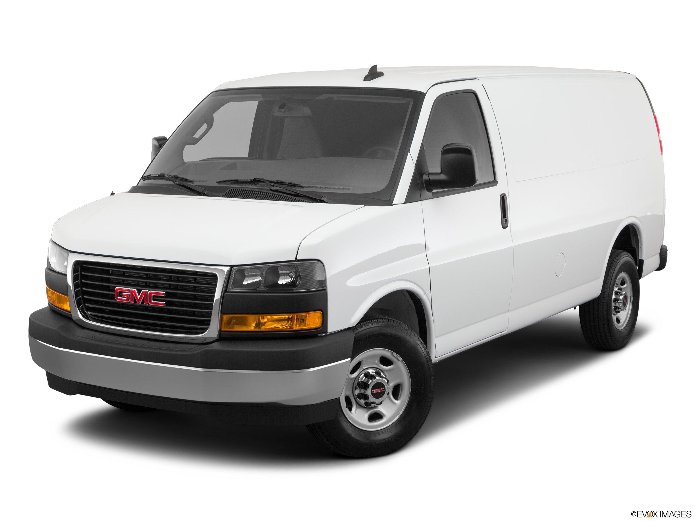 2020 GMC Savana 3500 Cargo Work Van RWD cargo van