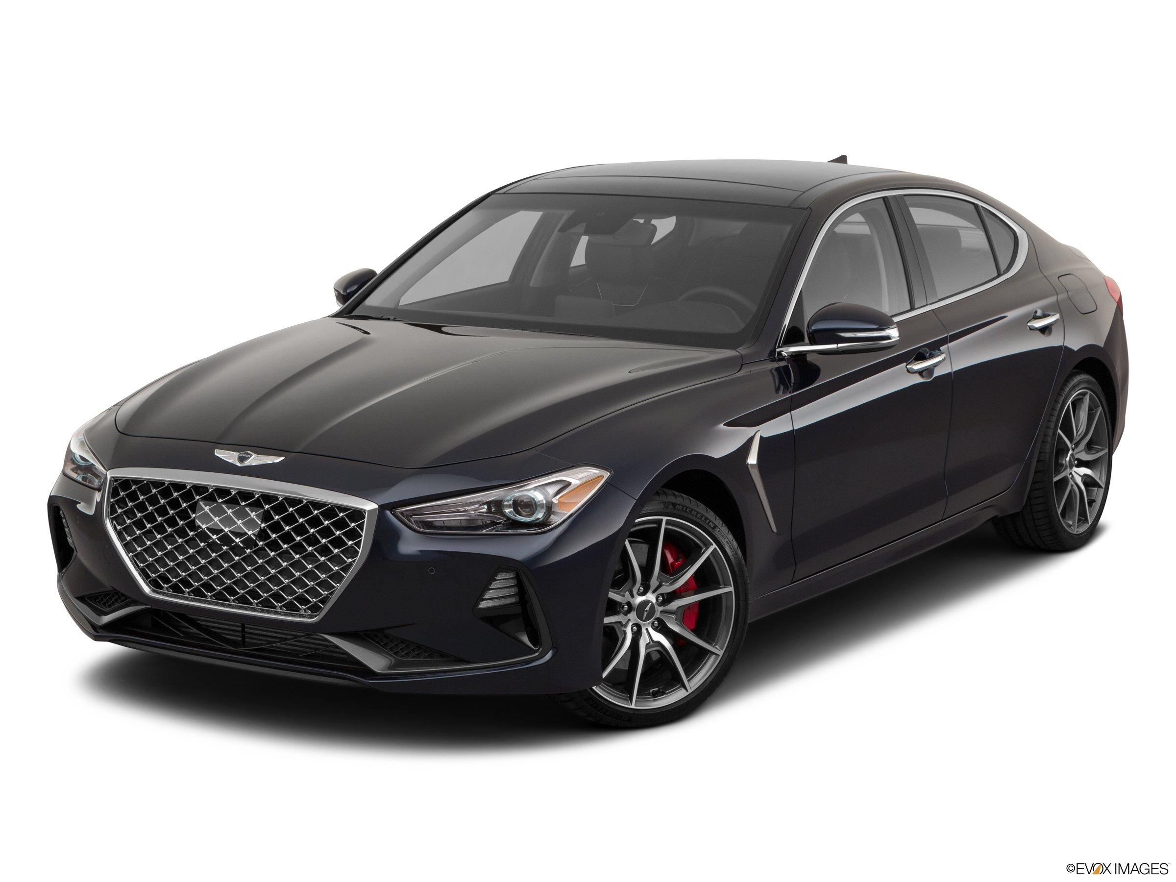 2020 Genesis G70 3.3T Elite RWD sedan