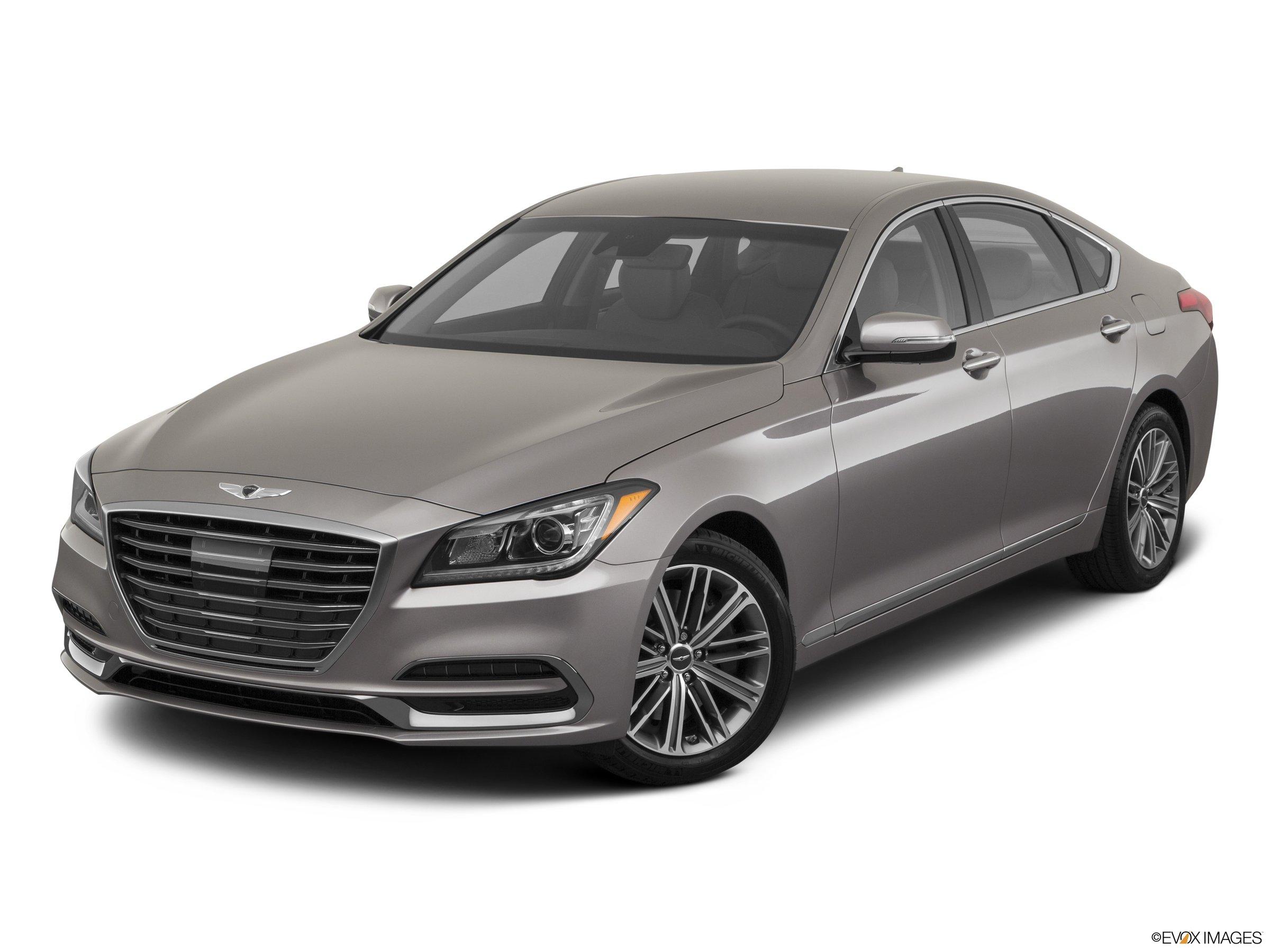 2020 Genesis G80 3.8 RWD sedan