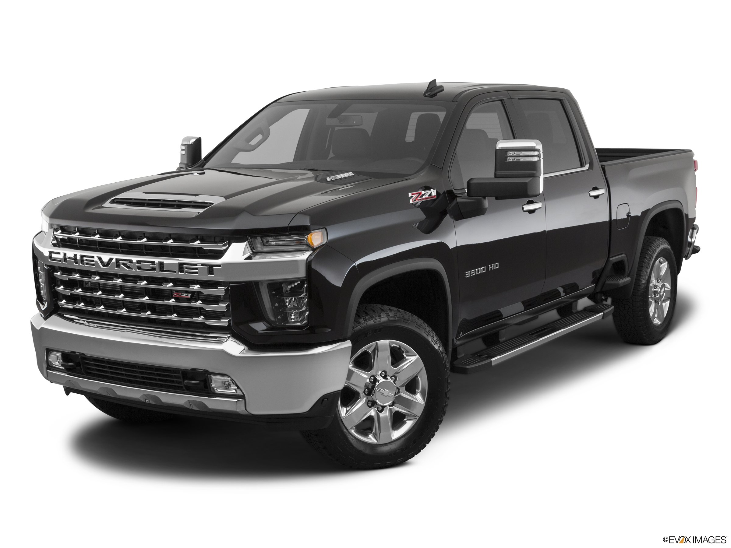 2020 Chevrolet Silverado 3500HD LTZ 4×4 pickup