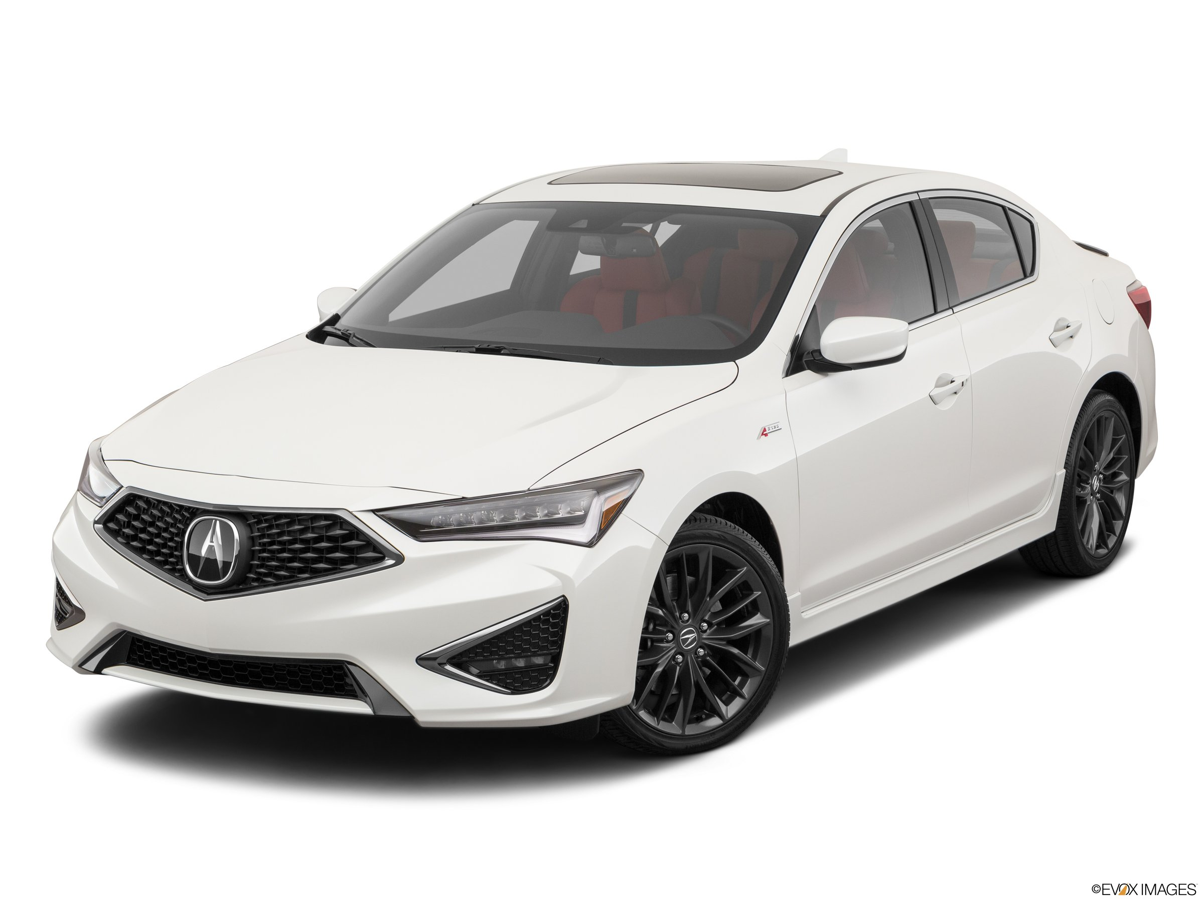 2020 Acura ILX Premium and A-Spec Package FWD sedan