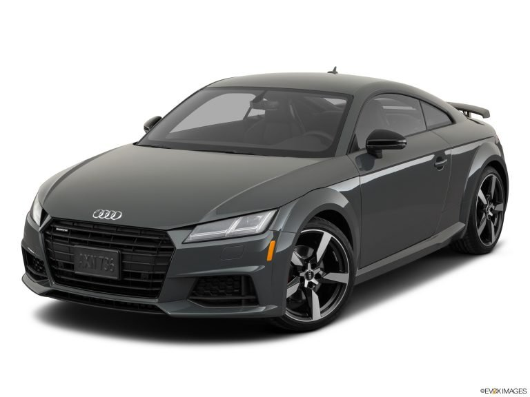 2020 Audi TT 2.0 TFSI 2Dr AWD coupe Nano Gray Metallic