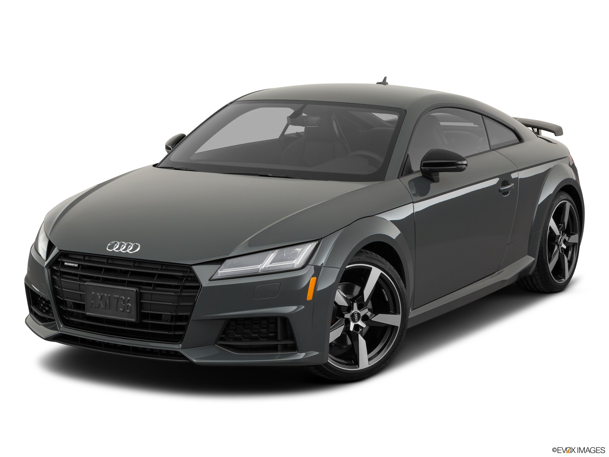 2020 Audi TT 2.0 TFSI AWD coupe