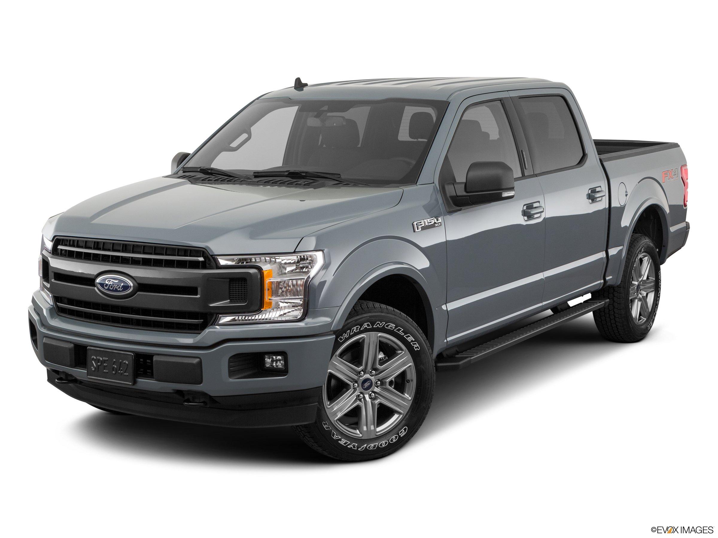 2020 Ford F-150 XLT 4×4 pickup