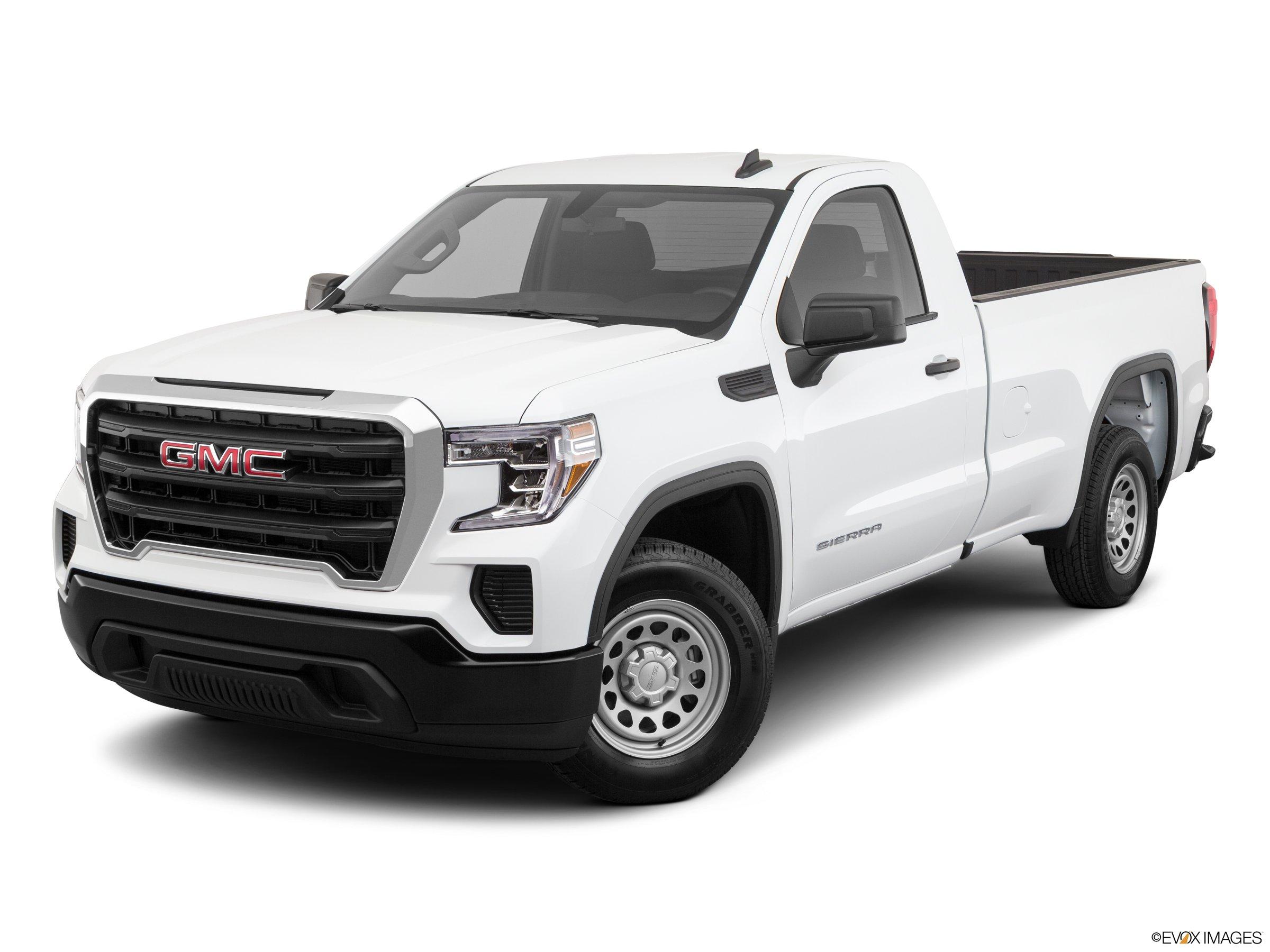 2020 GMC Sierra 1500  RWD pickup