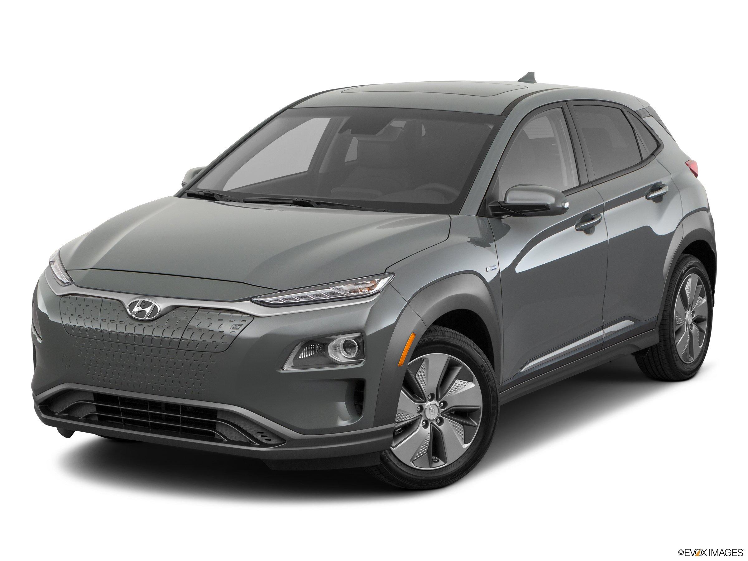 2020 Hyundai Kona EV Limited FWD CUV