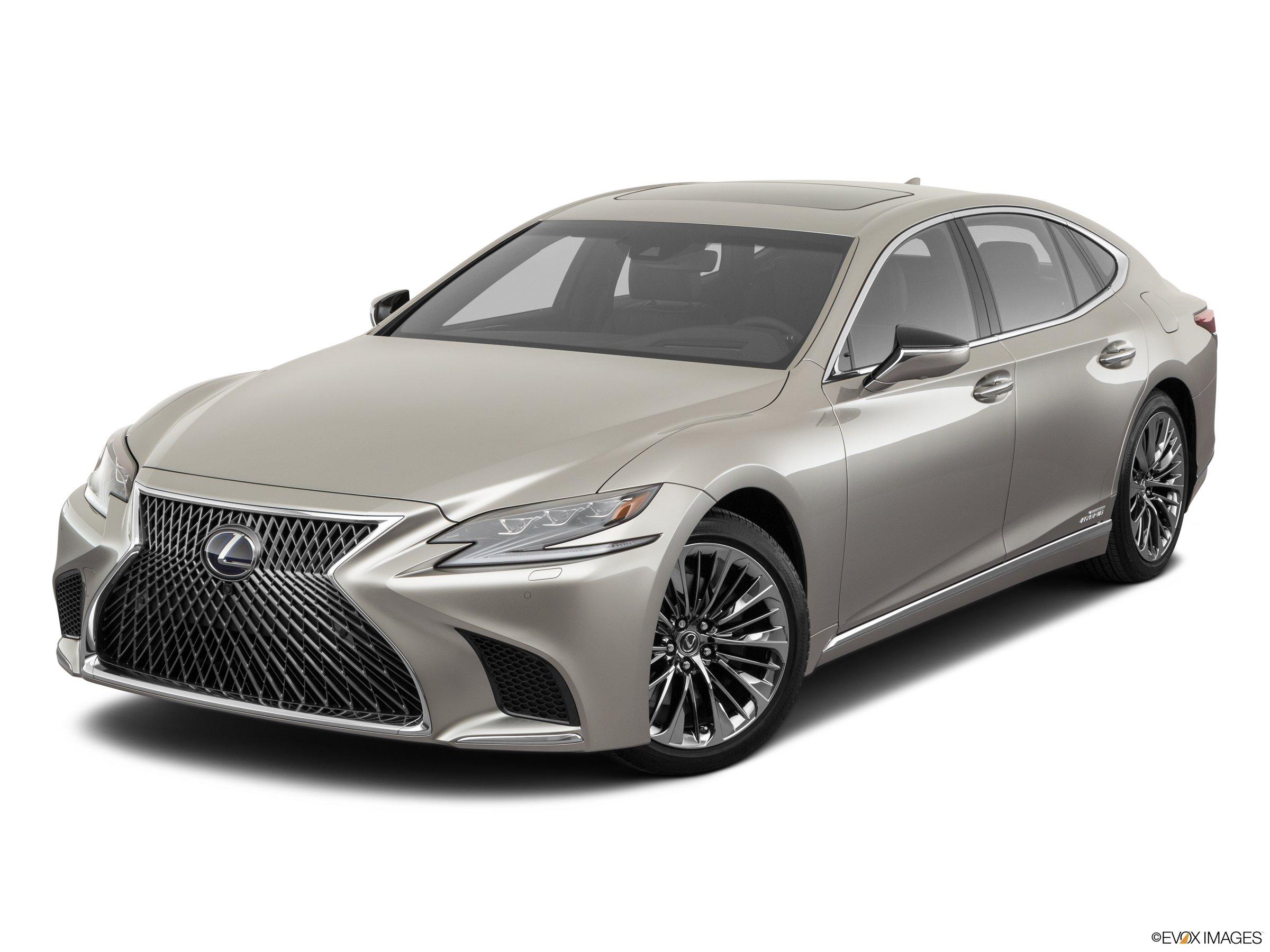 2020 Lexus LS Hybrid LS 500h RWD sedan
