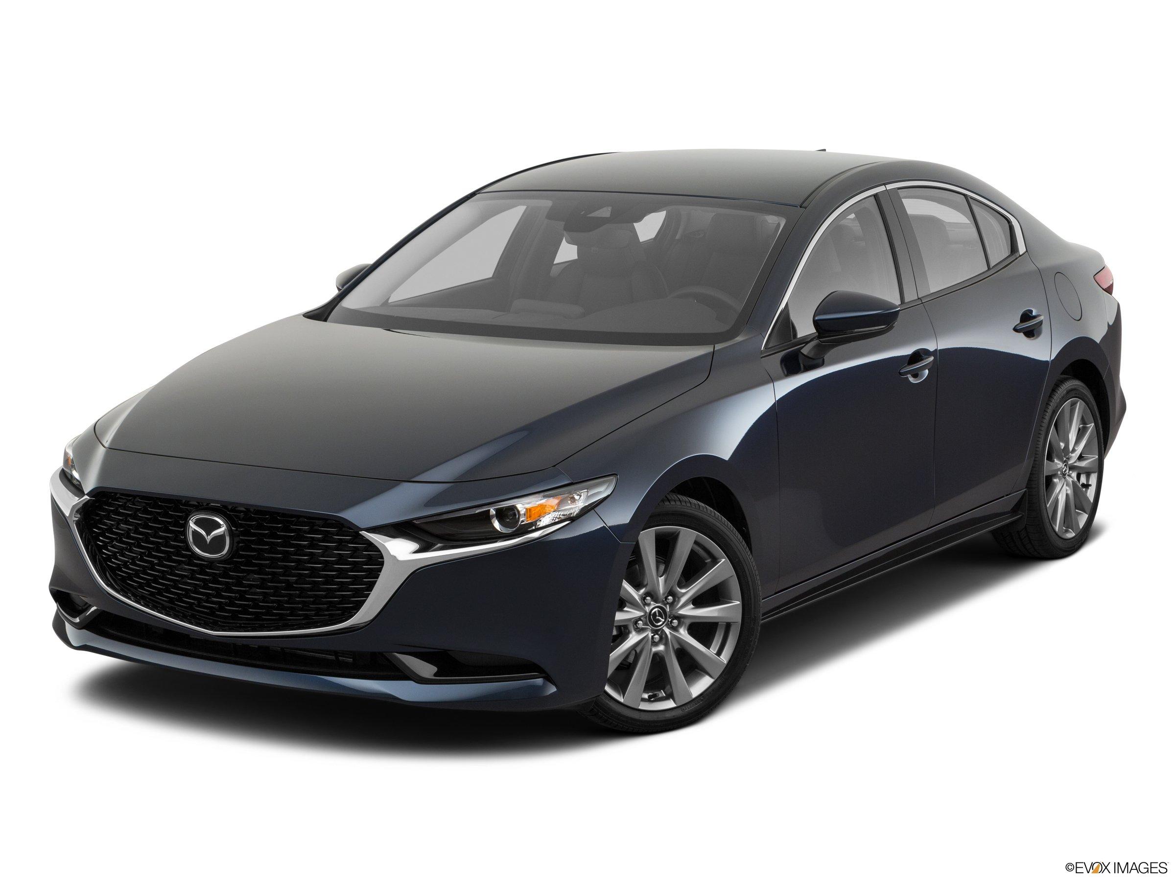 2020 Mazda MAZDA3 w/ Preferred Package FWD sedan