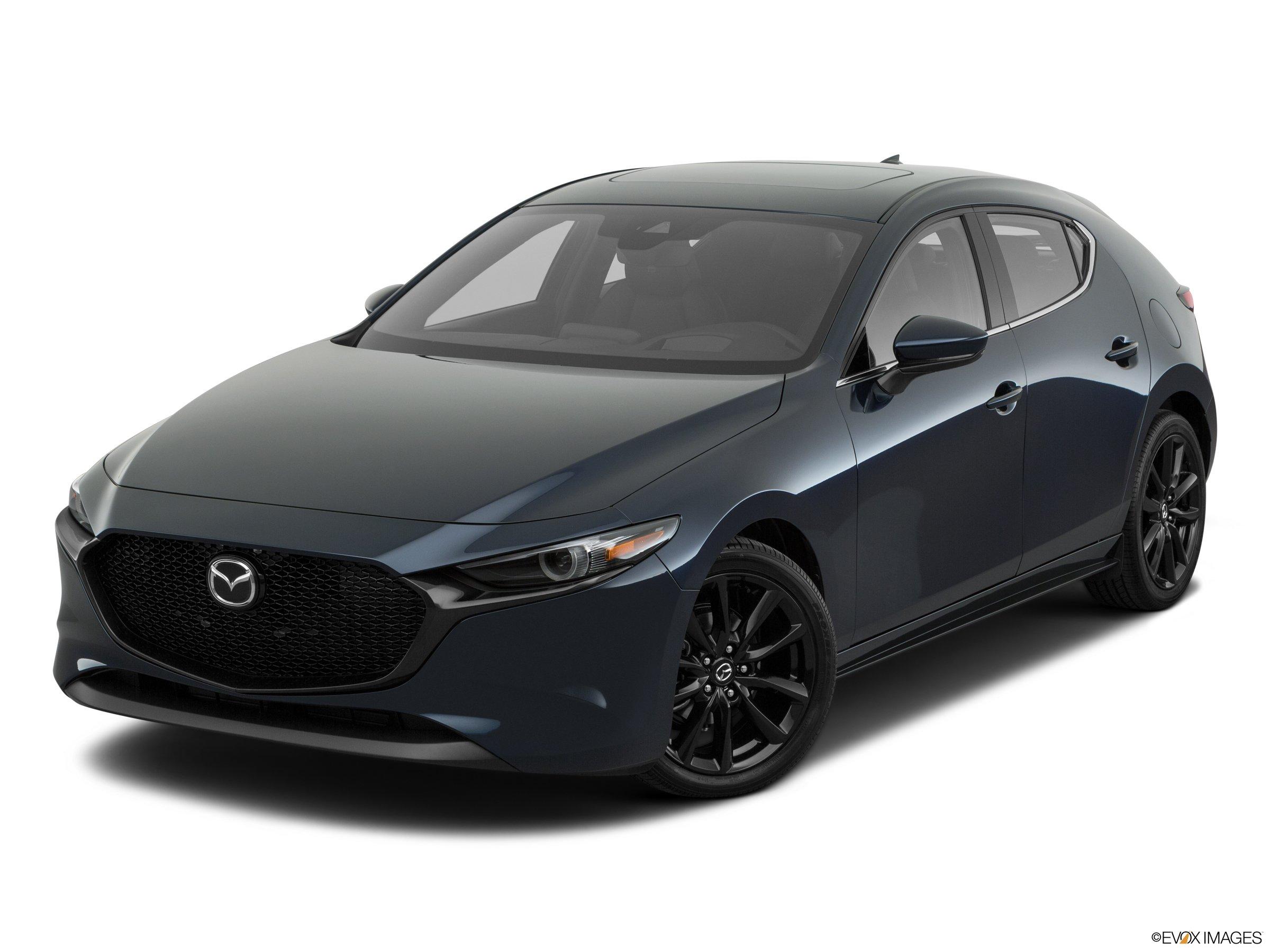 2020 Mazda MAZDA3 w/ Premium Package FWD hatchback