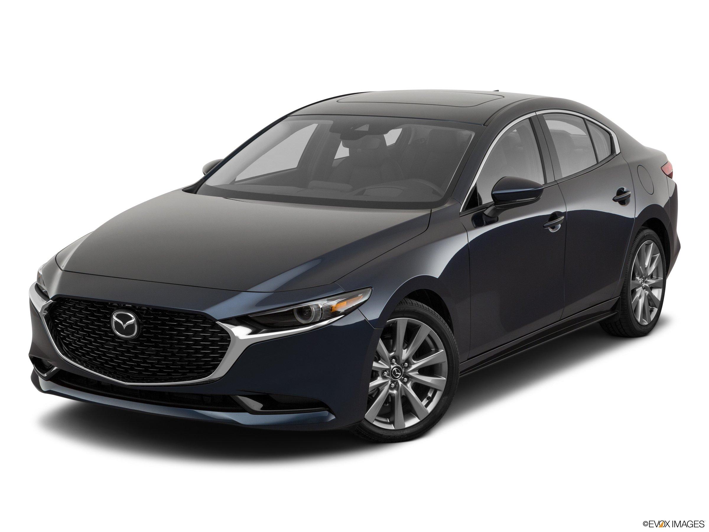 2020 Mazda MAZDA3 w/ Premium Package FWD sedan