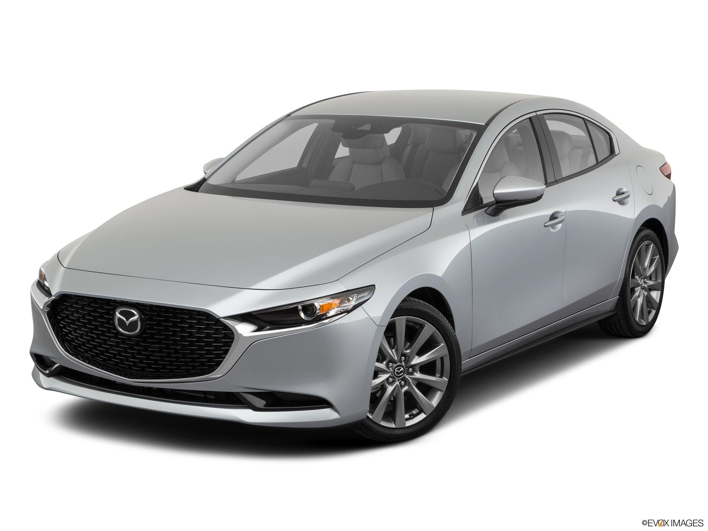 2020 Mazda MAZDA3 w/ Select Package FWD sedan