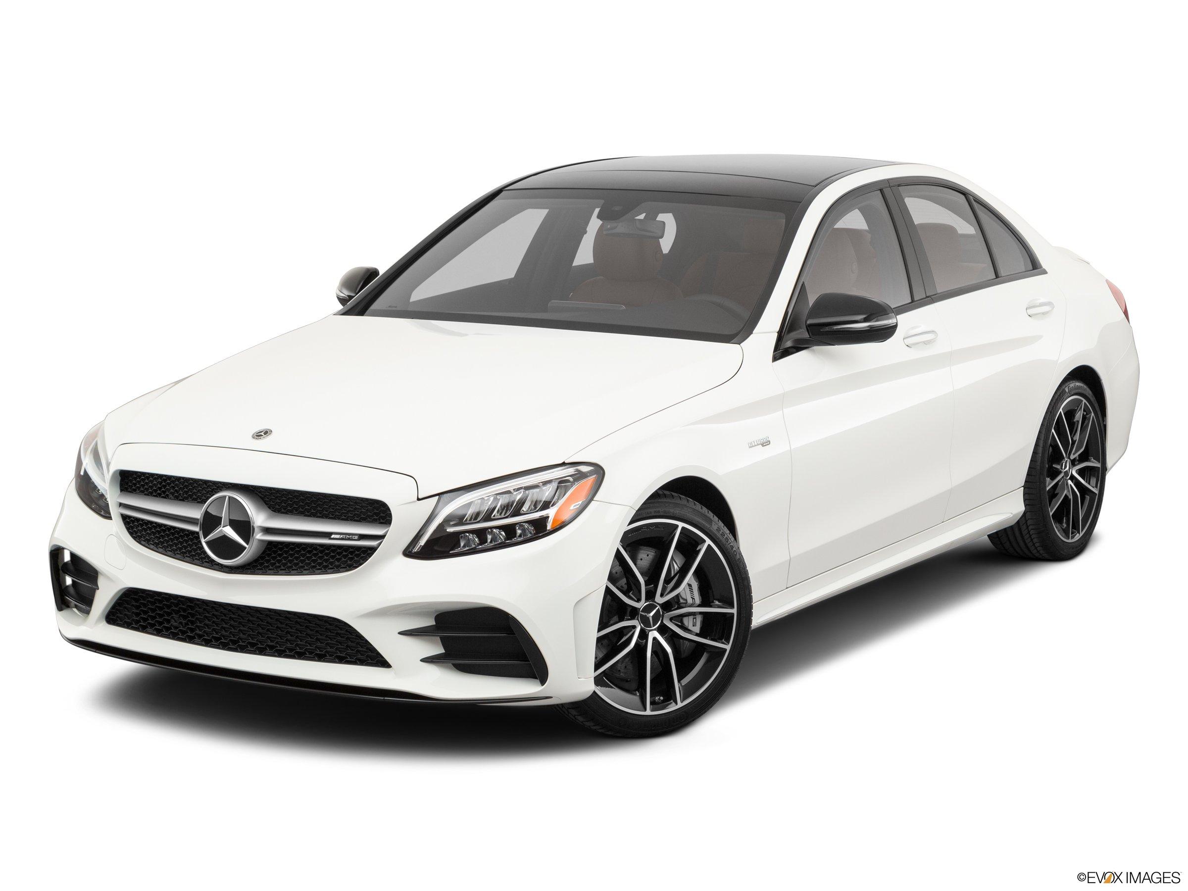 2020 Mercedes-Benz C-Class AMG C 43 AWD sedan