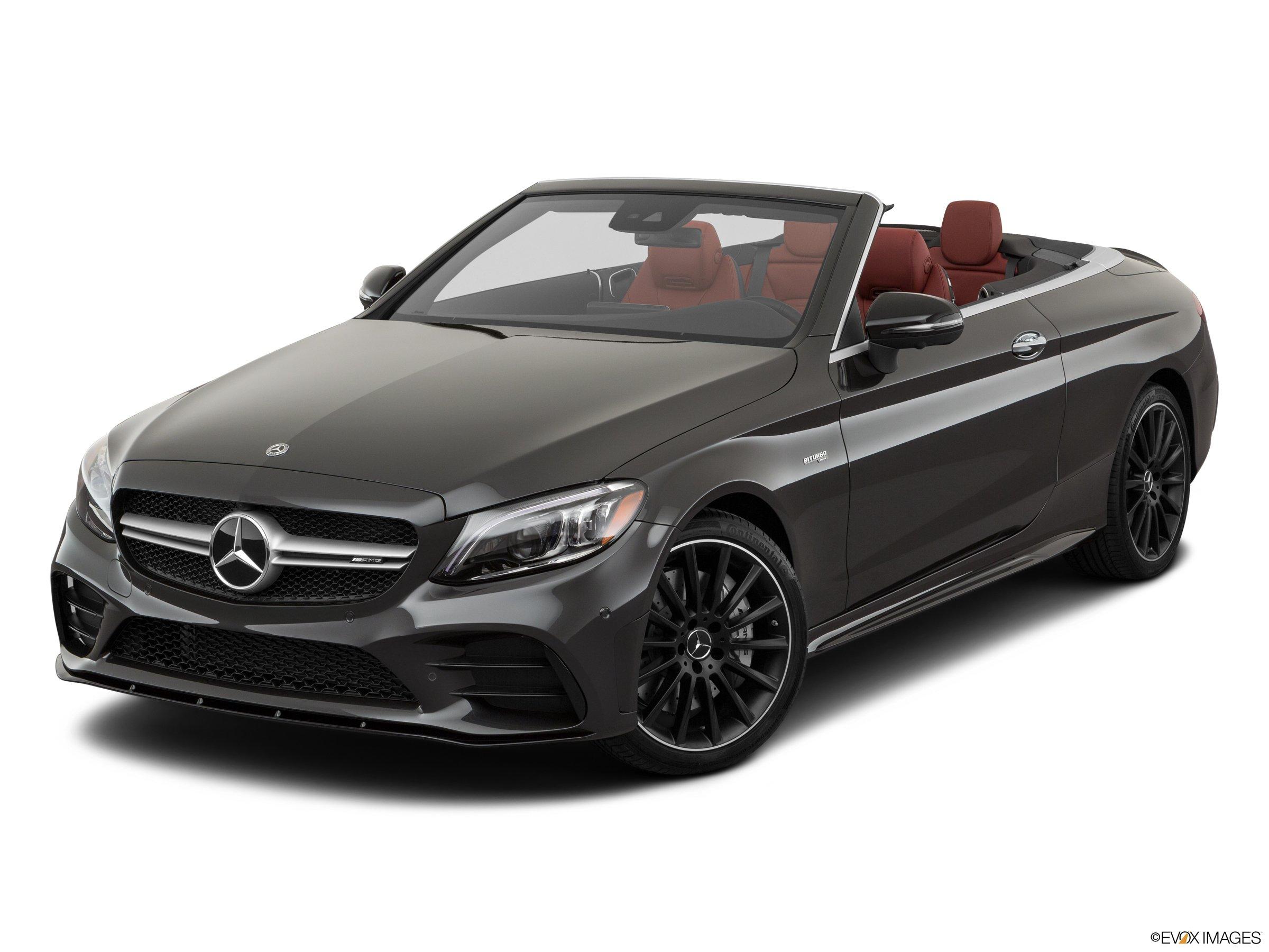 2020 Mercedes-Benz C-Class AMG C 43 AWD convertible