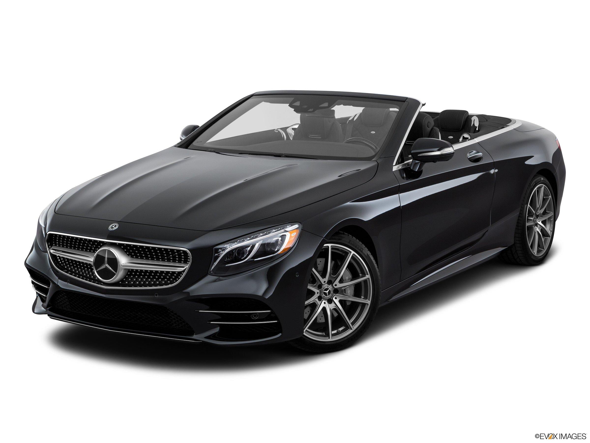 2020 Mercedes-Benz S-Class S560 Cabriolet RWD convertible
