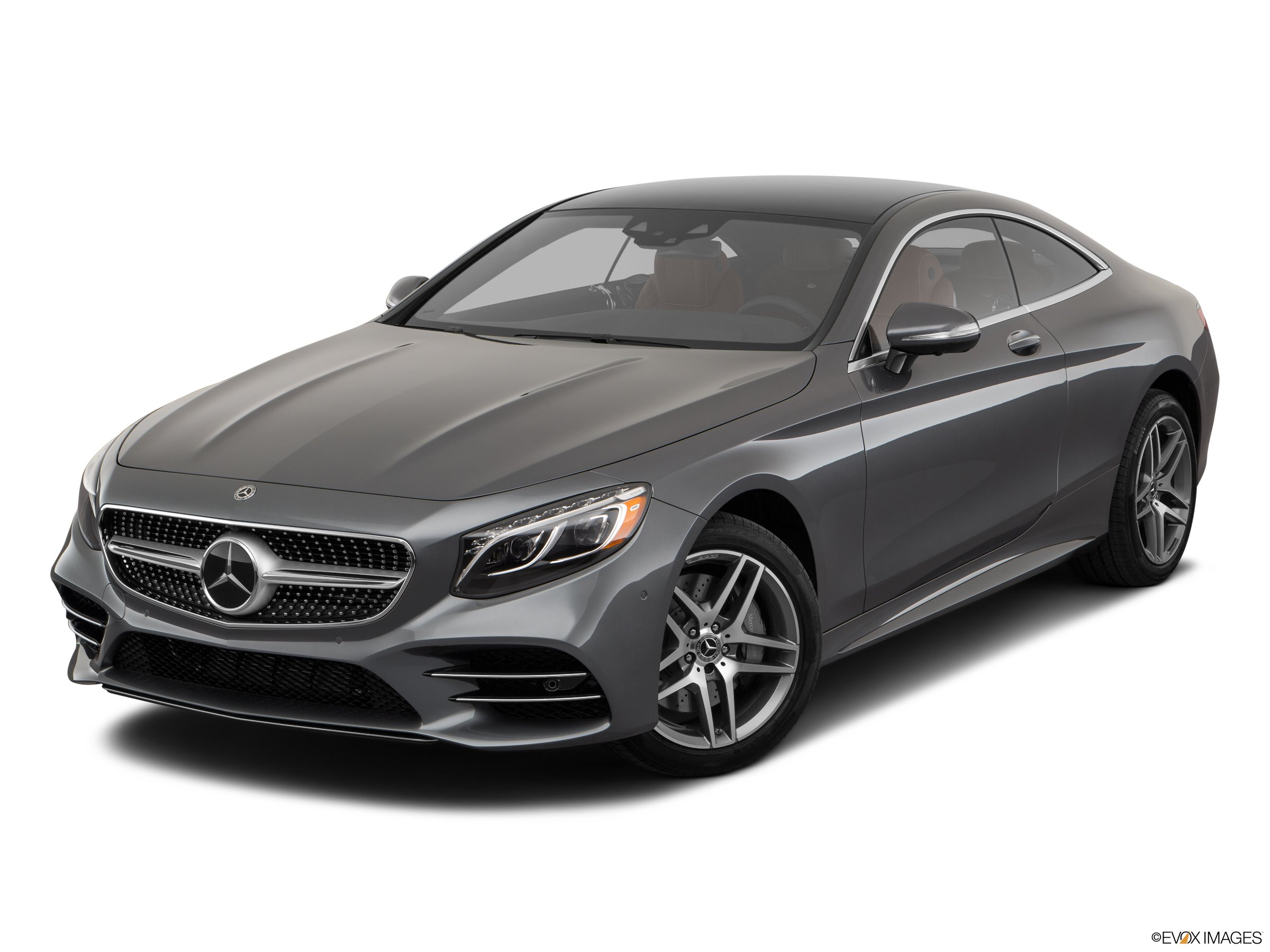 2020 Mercedes-Benz S-Class S560 4MATIC AWD coupe