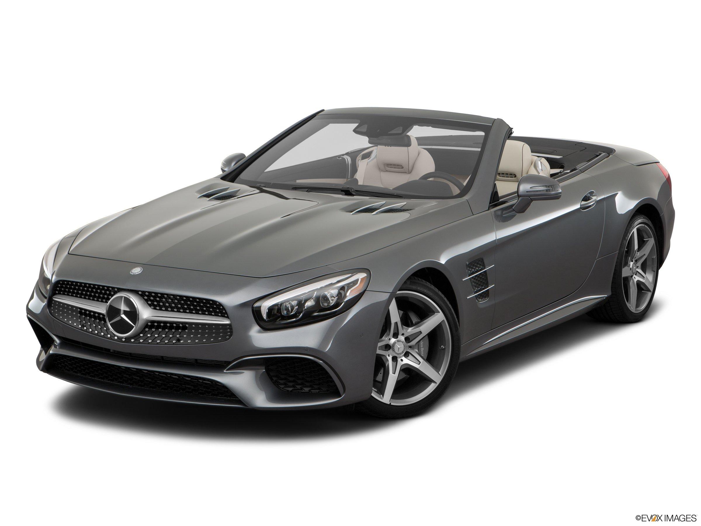 2020 Mercedes-Benz SL-Class SL550 RWD roadster