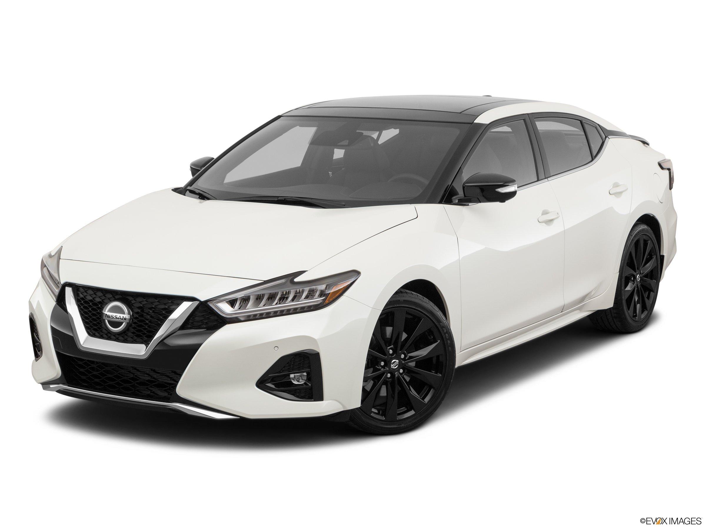 2020 Nissan Maxima SR FWD sedan