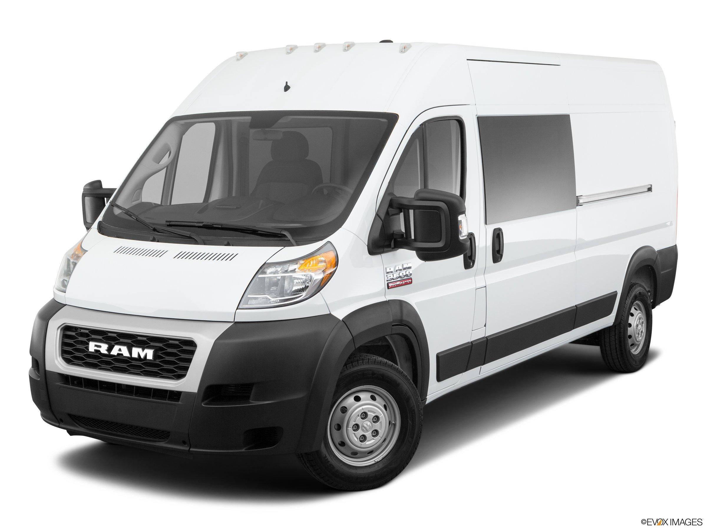 2020 RAM ProMaster 3500 Cargo High Roof 159WB FWD cargo van