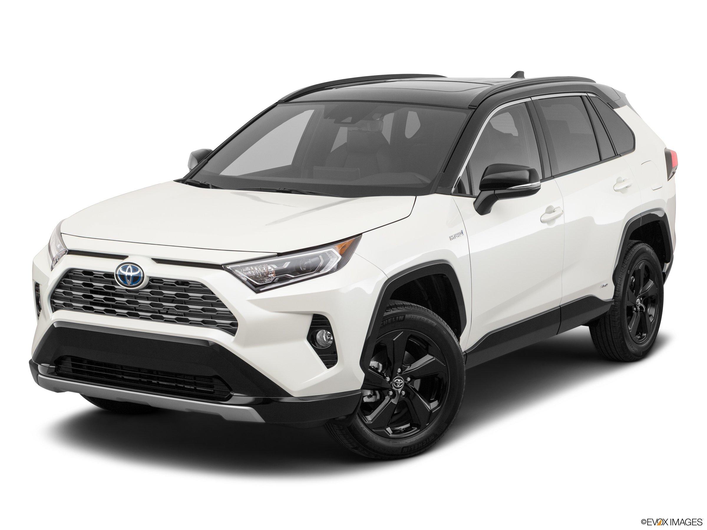 2020 Toyota RAV4 Hybrid XSE AWD CUV