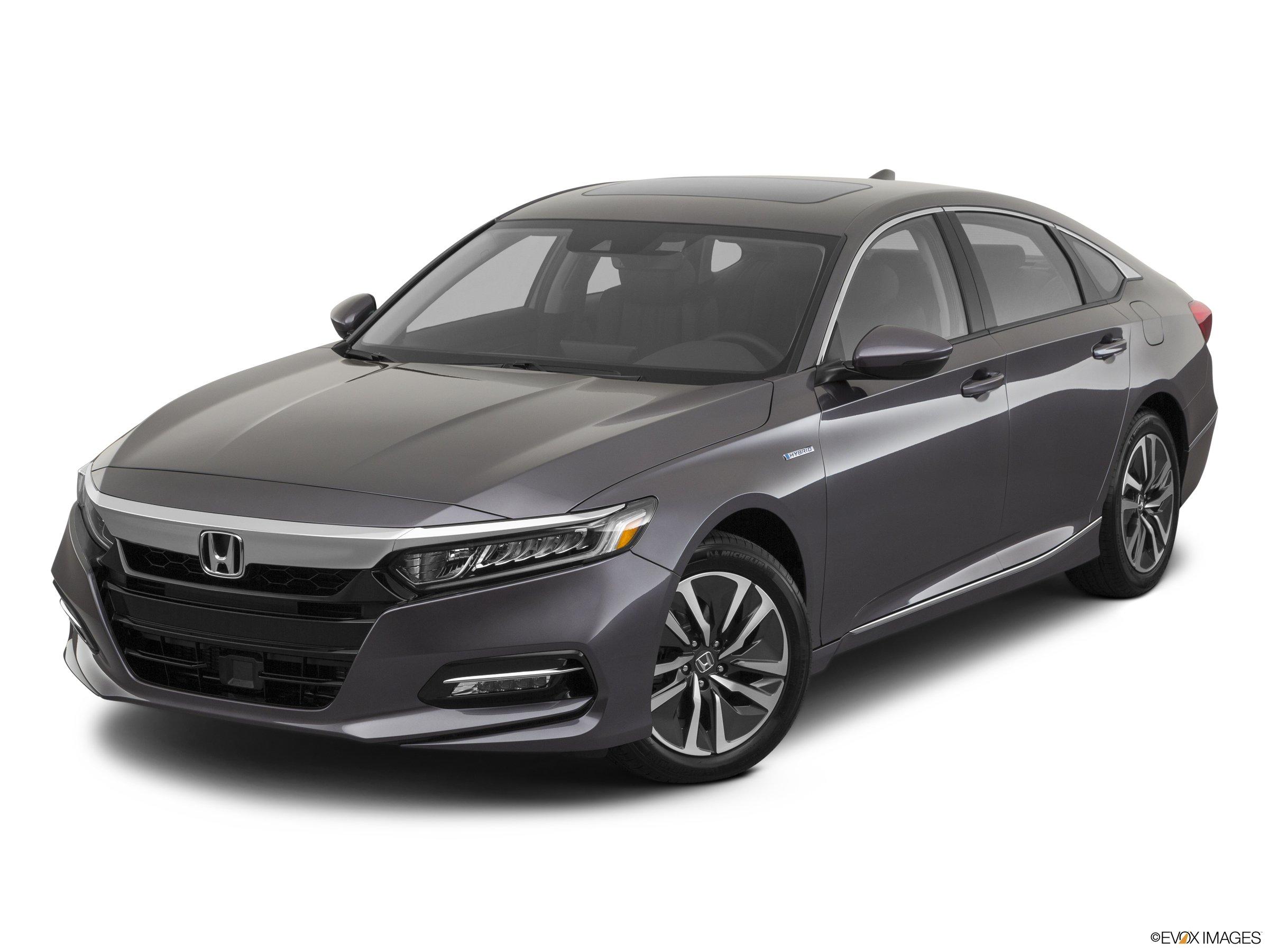 2020 Honda Accord Hybrid EX-L FWD sedan