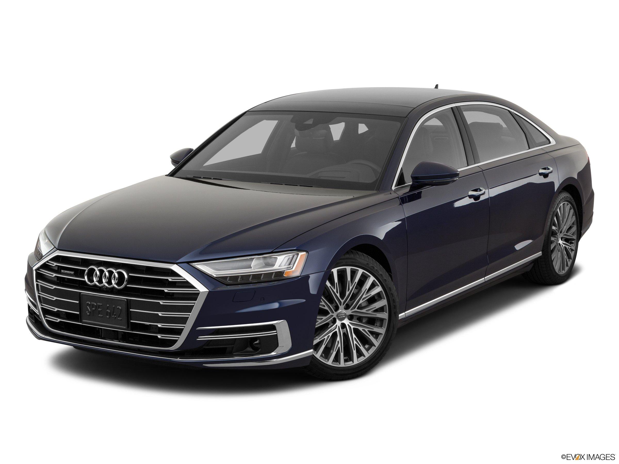 2020 Audi A8 L 3.0 55 TFSI AWD sedan
