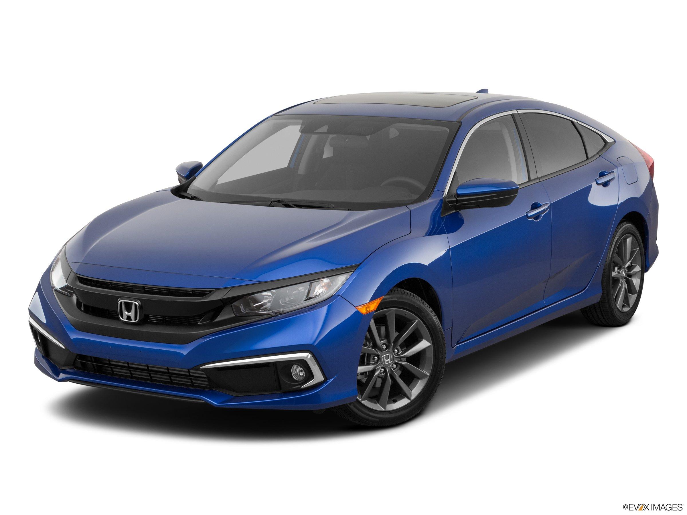 2020 Honda Civic EX FWD sedan