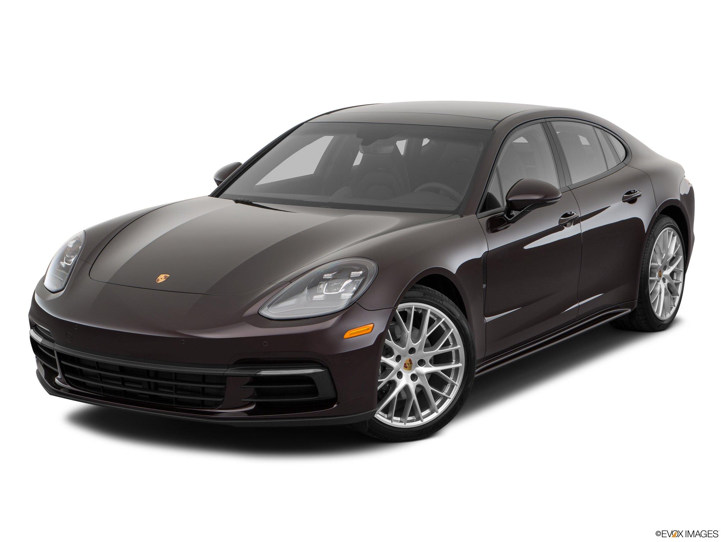 2020 Porsche Panamera  RWD hatchback