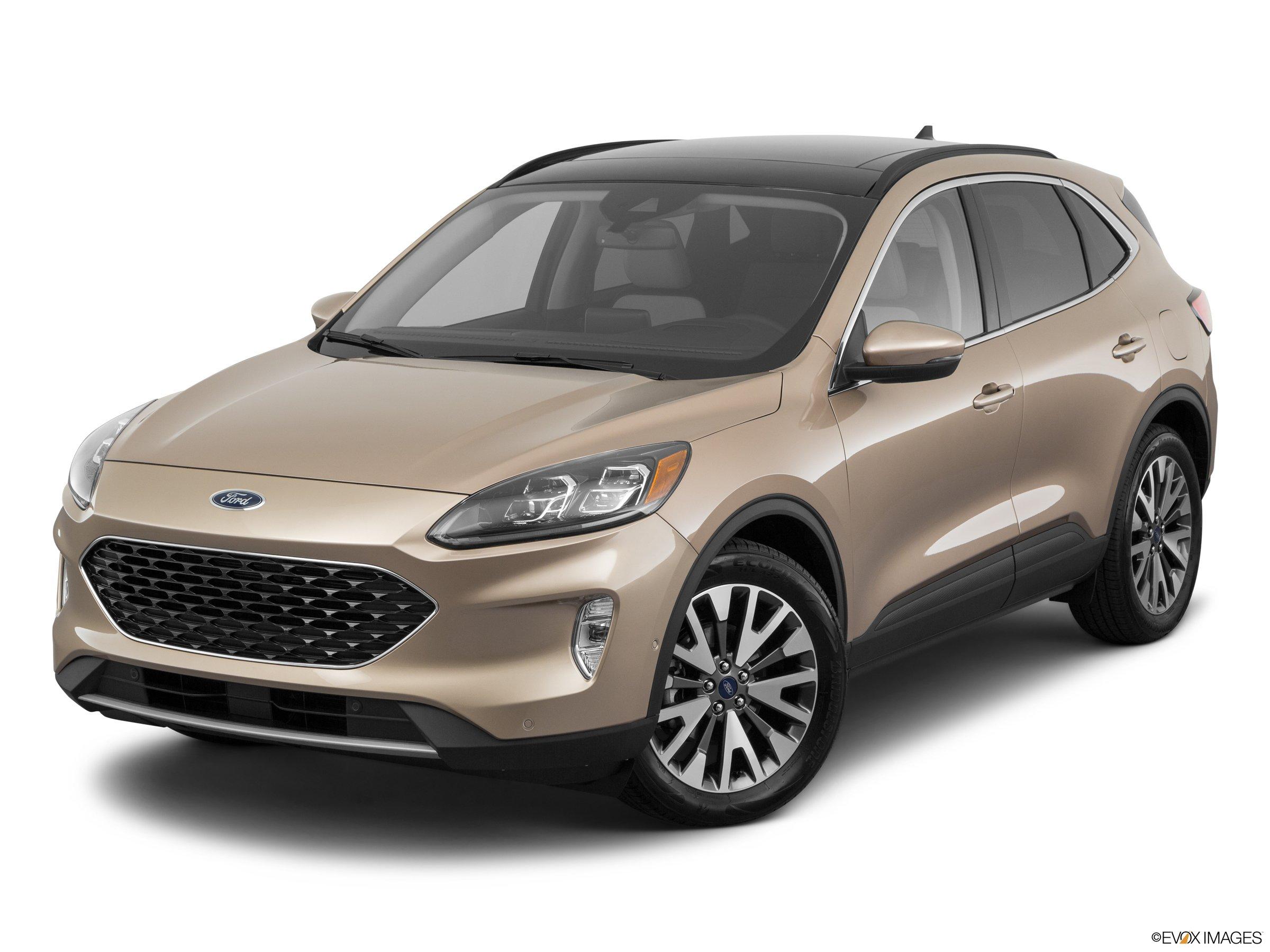 2020 Ford Escape Hybrid Titanium  FWD CUV