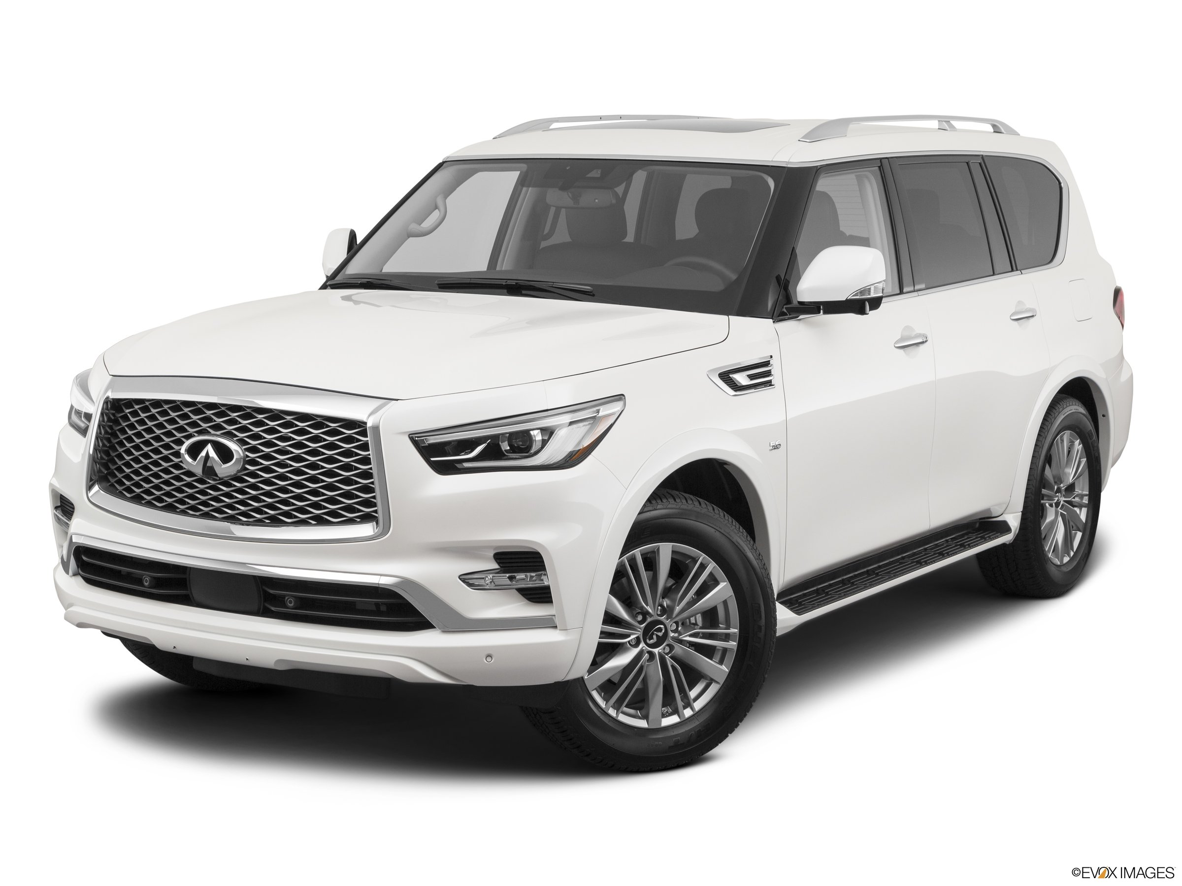 2020 Infiniti QX80 Luxe RWD SUV