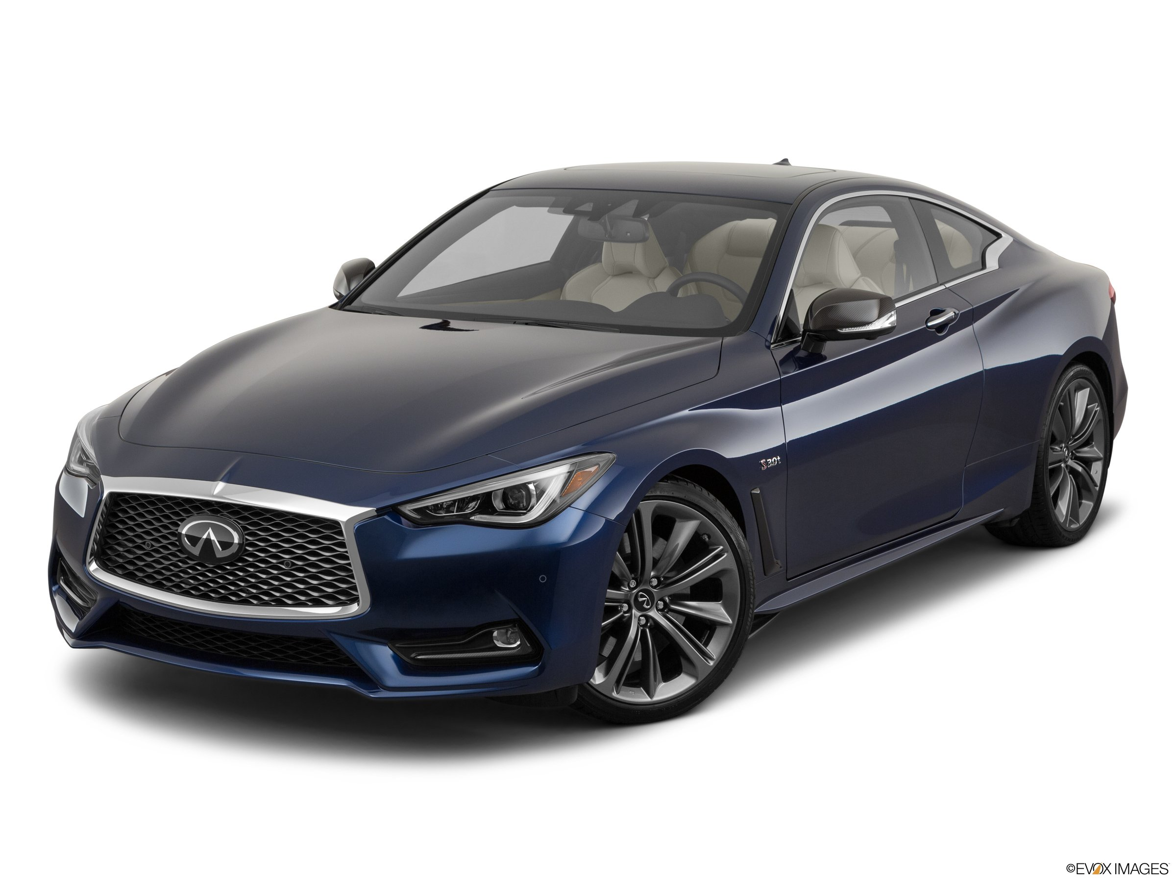 2020 Infiniti Q60 Red Sport 400 RWD coupe